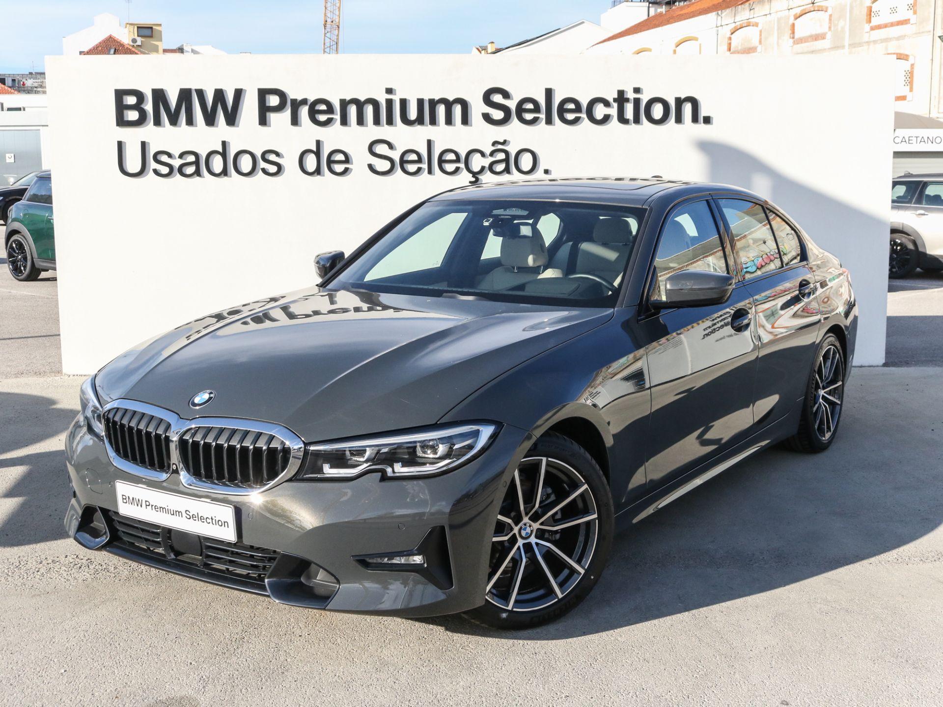 BMW Serie 3 320d segunda mão Lisboa