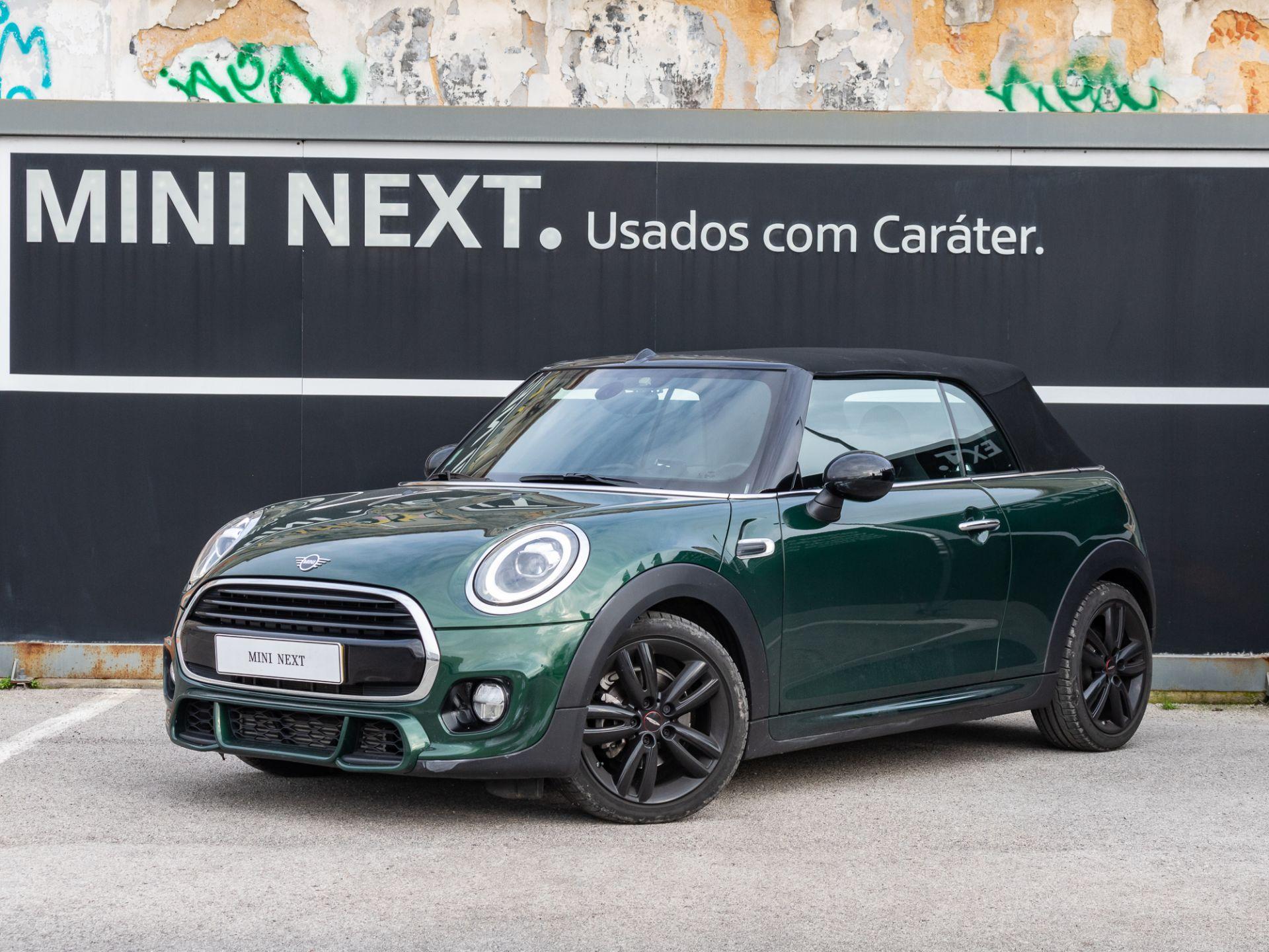Mini Mini Cooper Cabrio Auto  KIT JCW segunda mão Lisboa