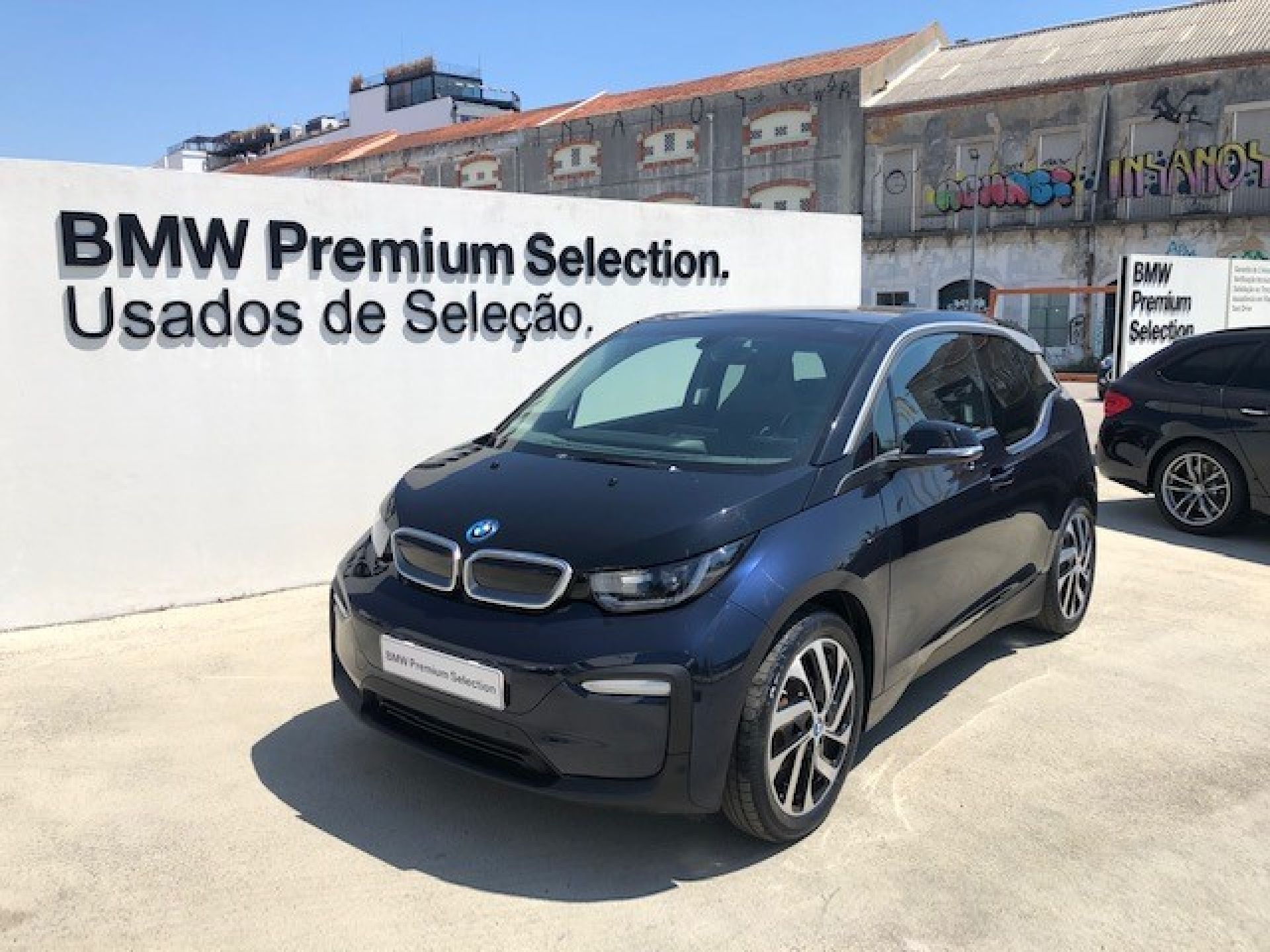 BMW i3 Comfort Package Advance 94Ah Auto segunda mão Lisboa