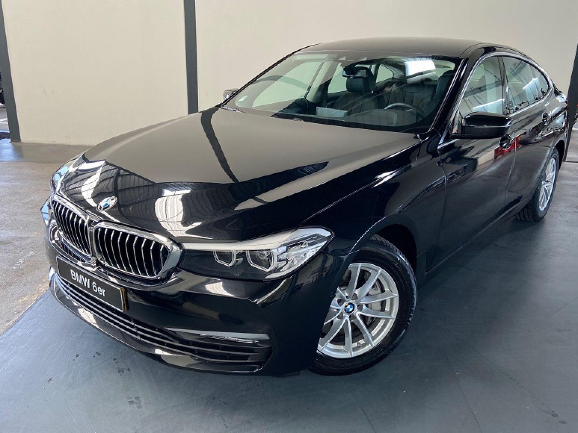 BMW Serie 6 630d Gran Turismo Auto segunda mão Porto