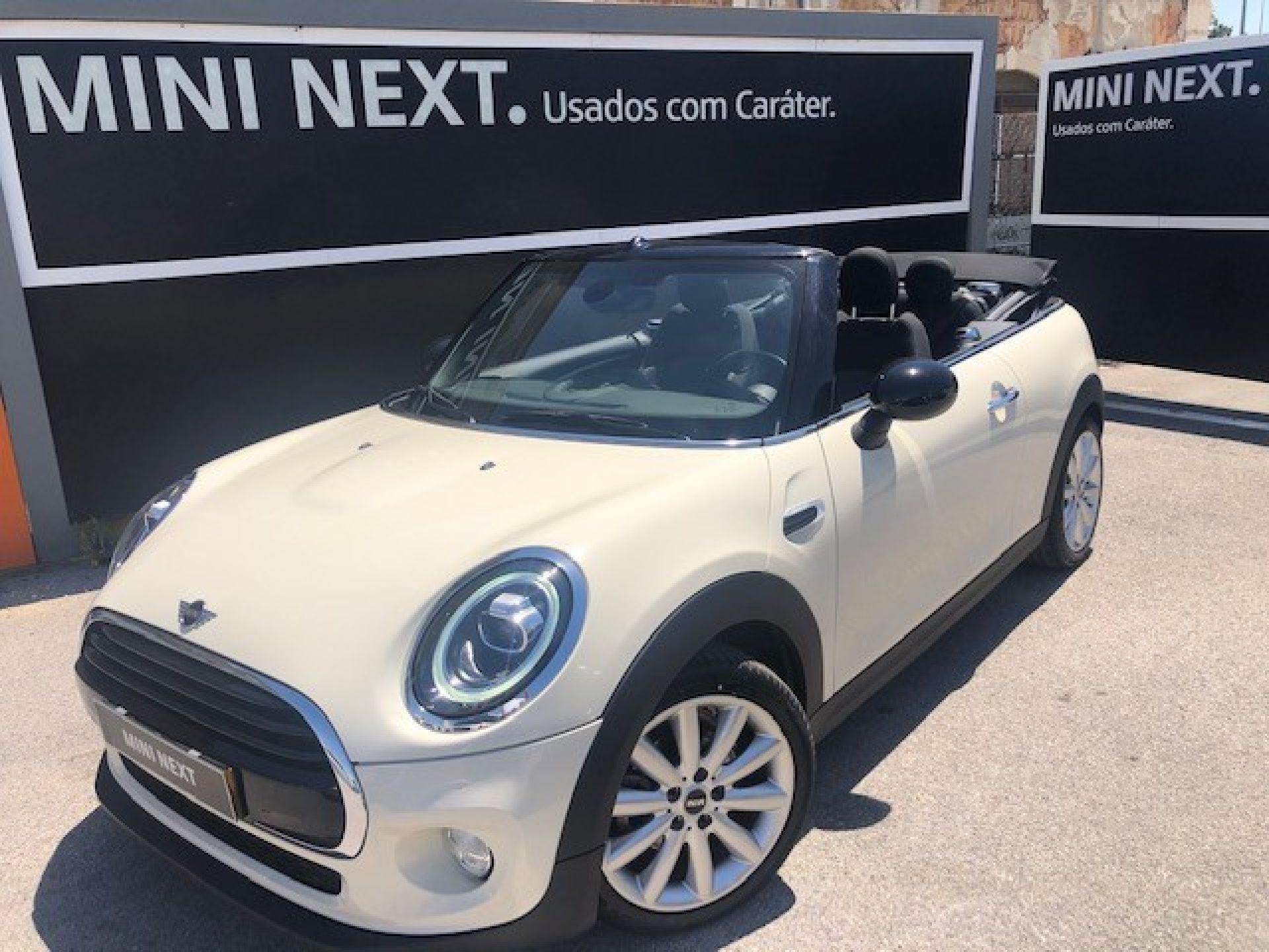 Mini Mini Cooper D Cabrio usada Lisboa