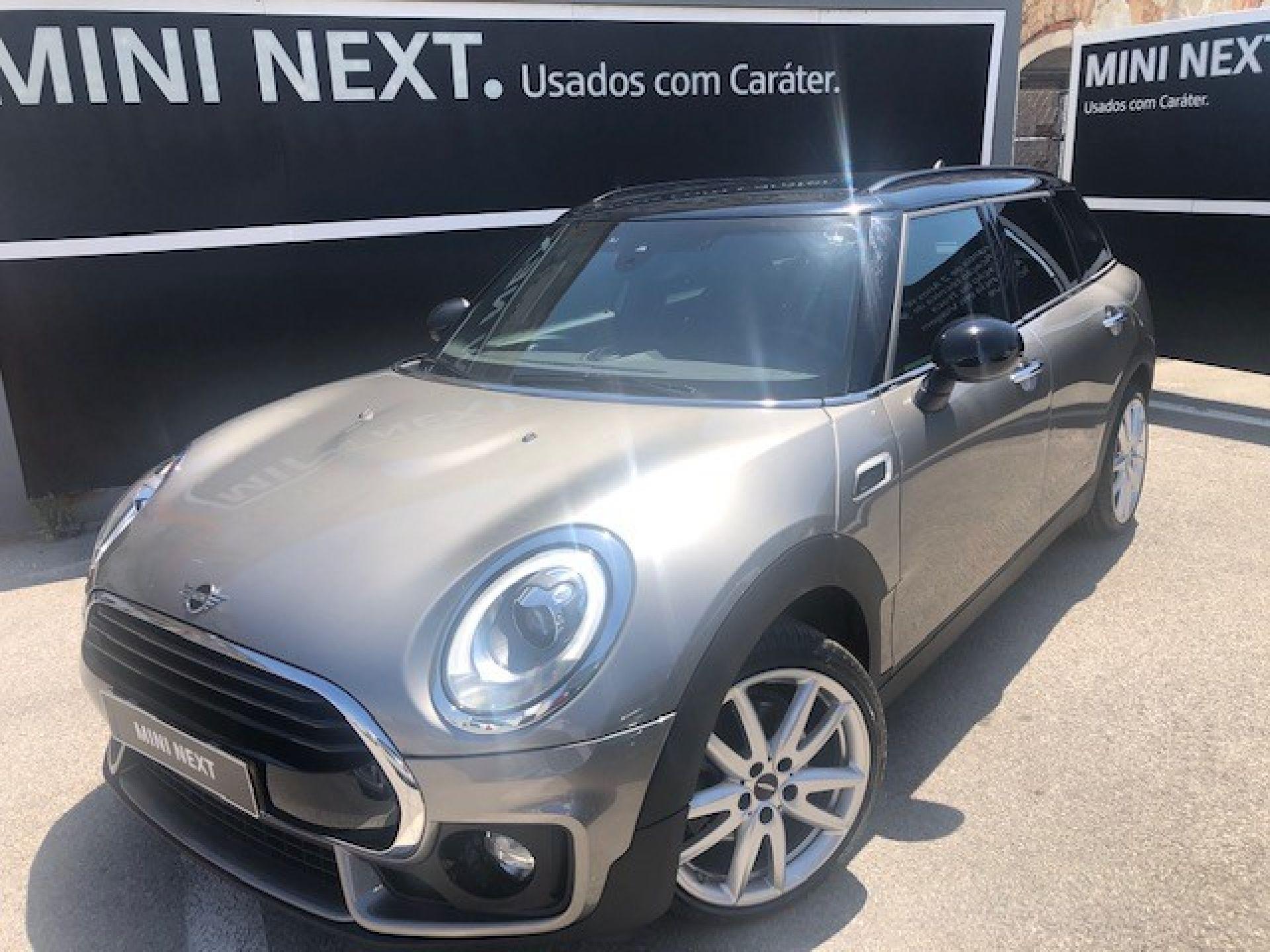 Mini Clubman Cooper D Auto GPS PACK INTERIOR JCW segunda mão Lisboa