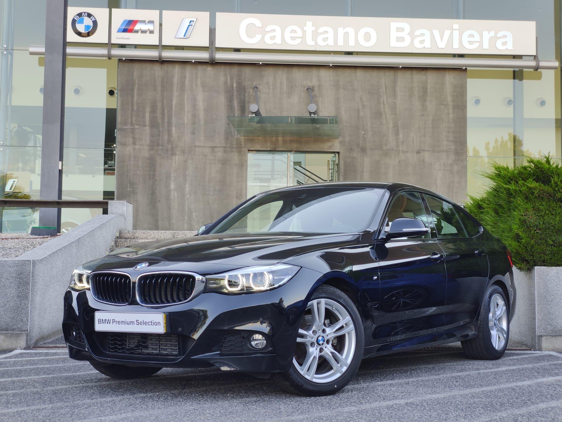 BMW Serie 3 320d GT Auto Pack M segunda mão Lisboa