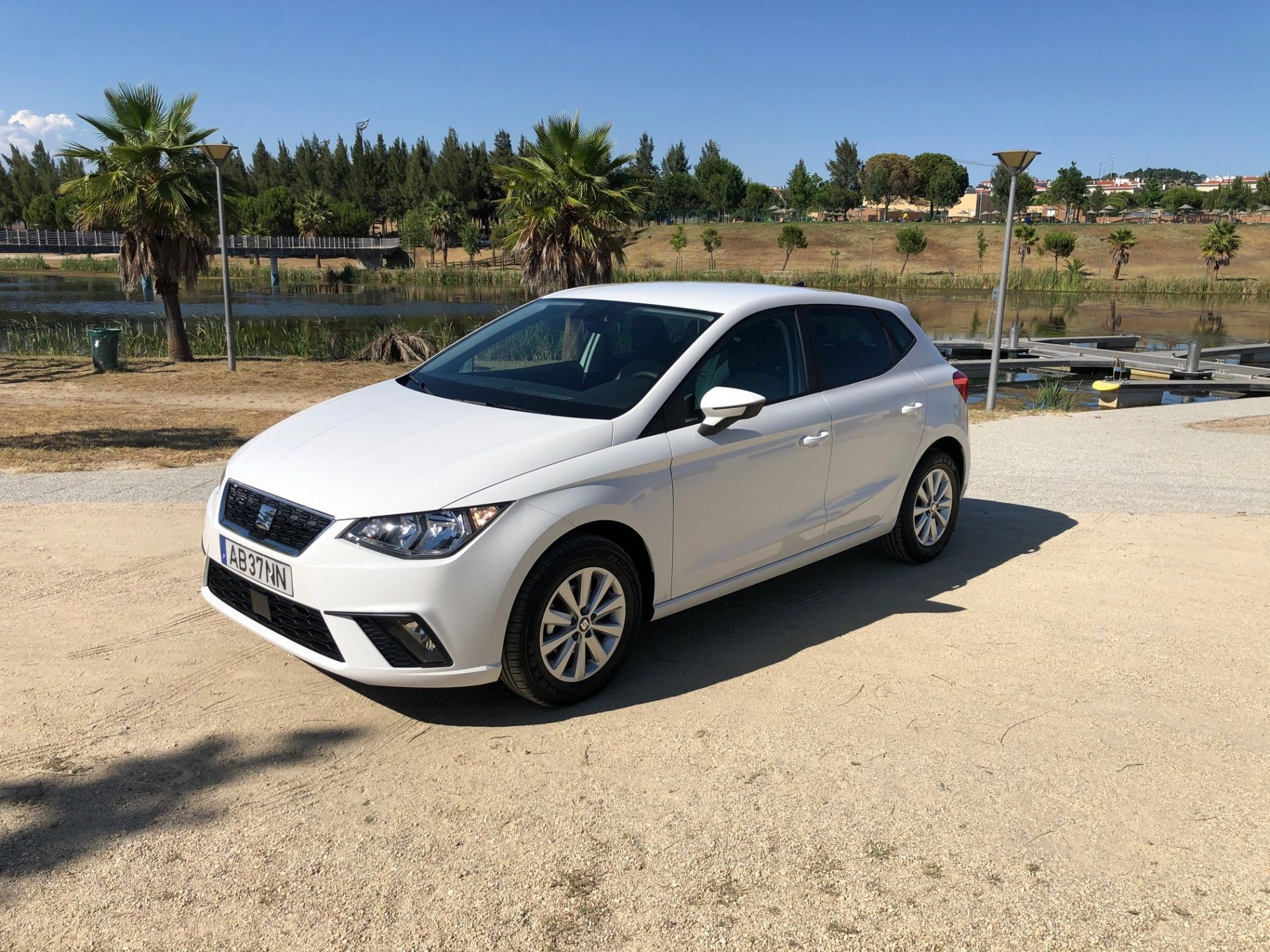 SEAT Ibiza 1.0 TSI STYLE 5v usada Castelo Branco