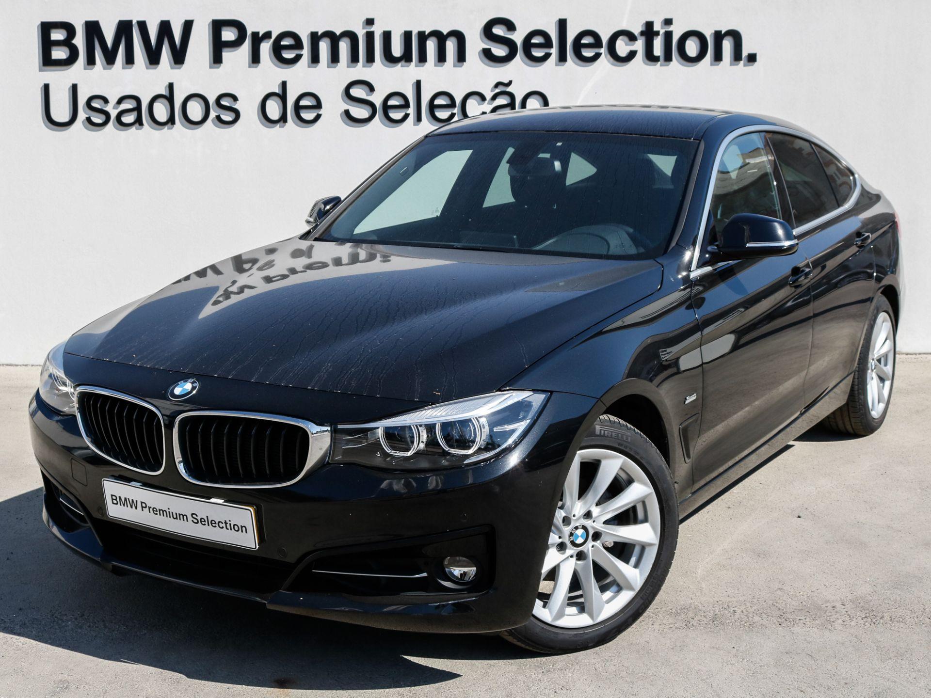BMW Serie 3 318d Gran Turismo Auto segunda mão Lisboa