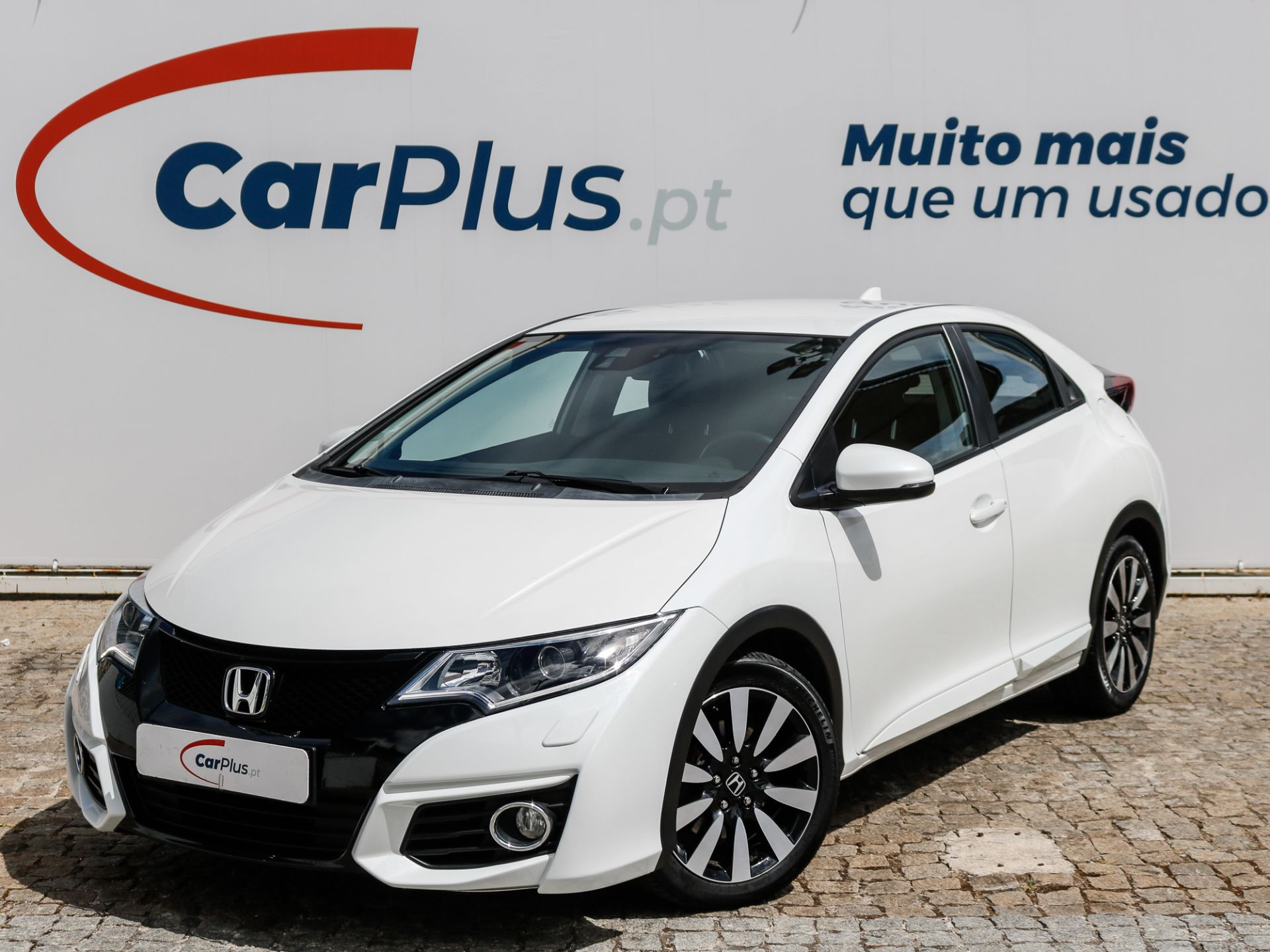 Honda Civic 1.6 i-DTEC Comfort segunda mão Lisboa