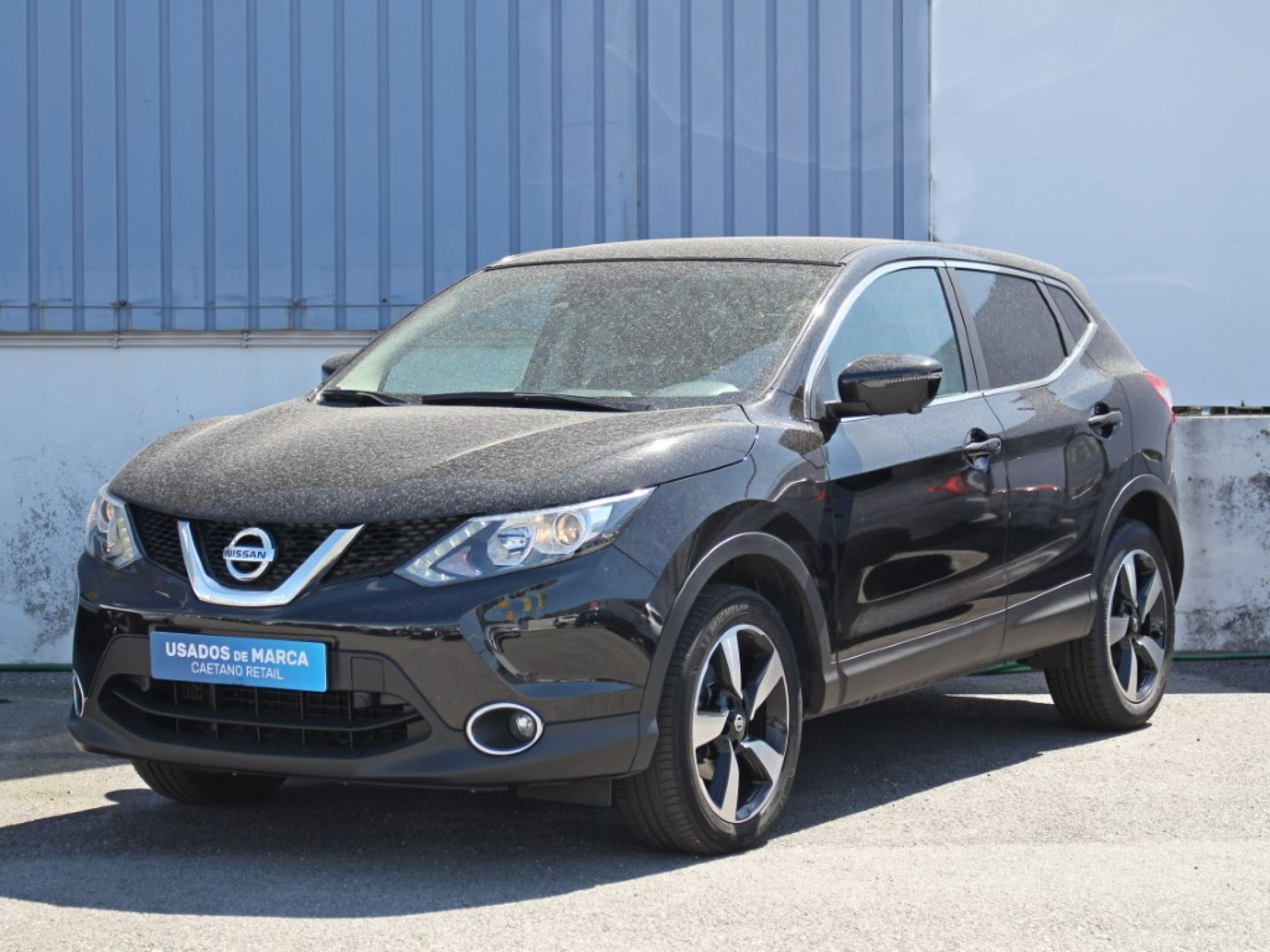 Nissan Qashqai 1.5 dCi N-Connecta S 18 segunda mão Porto