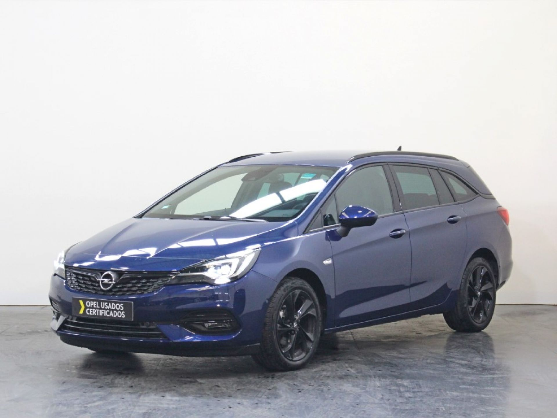 Opel Astra 1.5 Turbo D 122cv Ultimate ST usada Porto