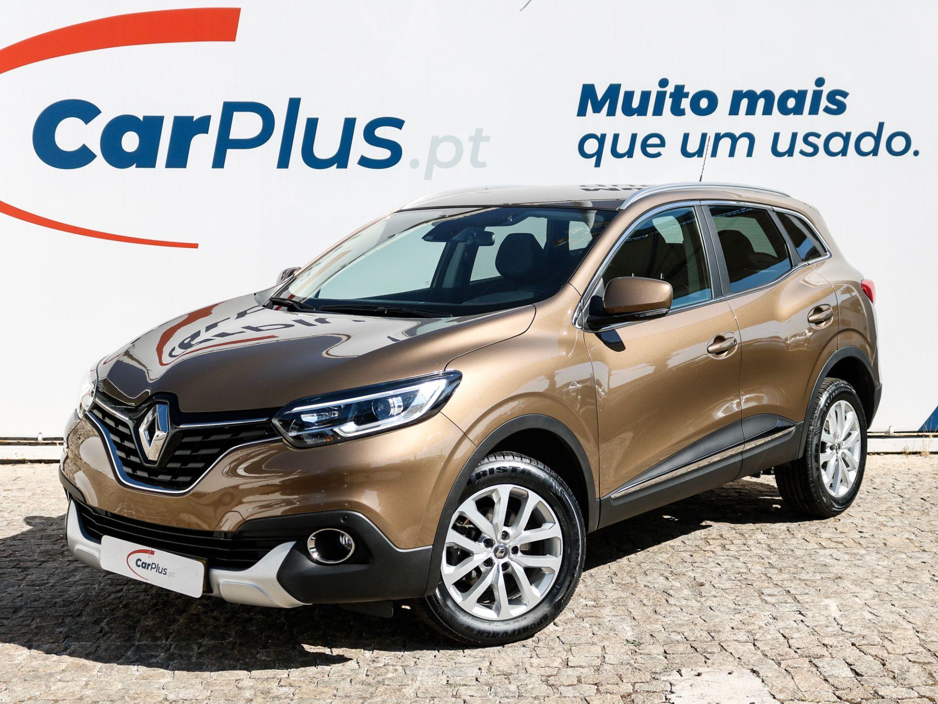 Renault Kadjar 1.5 dCi Energy 110 XMOD segunda mão Lisboa