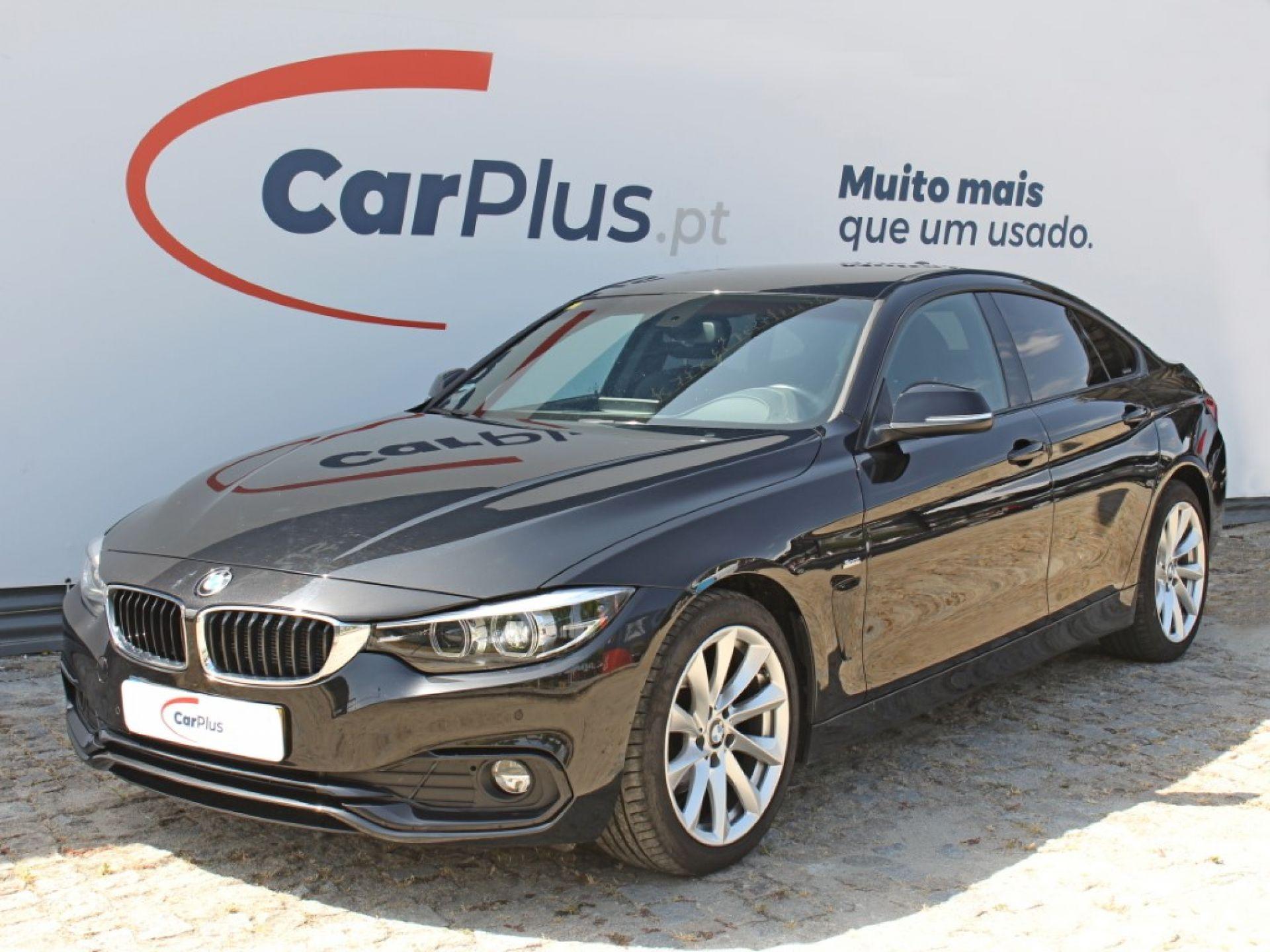 BMW Serie 4 418d Gran Coupe Auto segunda mão Braga