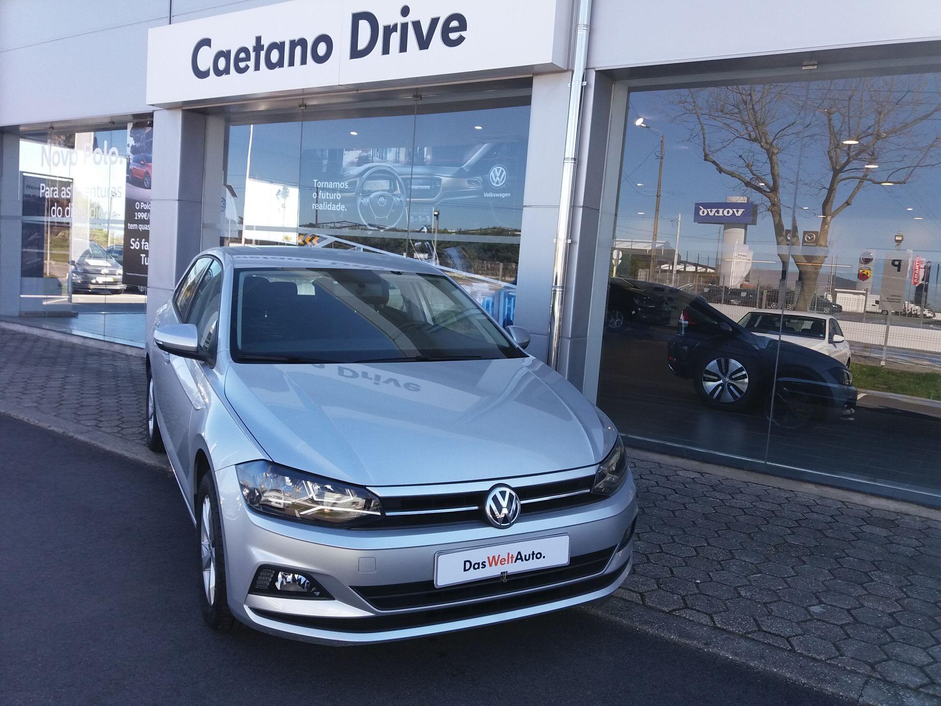 Volkswagen Polo 1.0 80cv Confortline segunda mão Aveiro