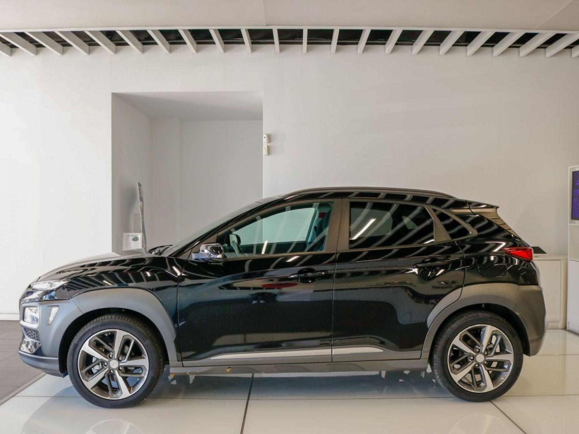 Hyundai Kauai 4x2 1.0 TGDi MY19 PREMIUM TECI. PRETO+TECH S/ TP segunda mão Porto