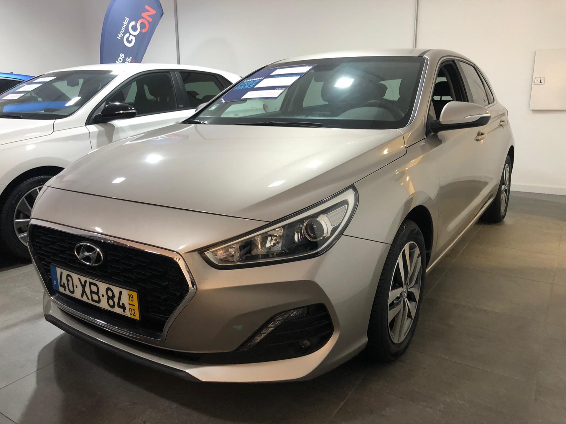 Hyundai i30 5P 1.0 TGDi MY19 STYLE segunda mão Lisboa