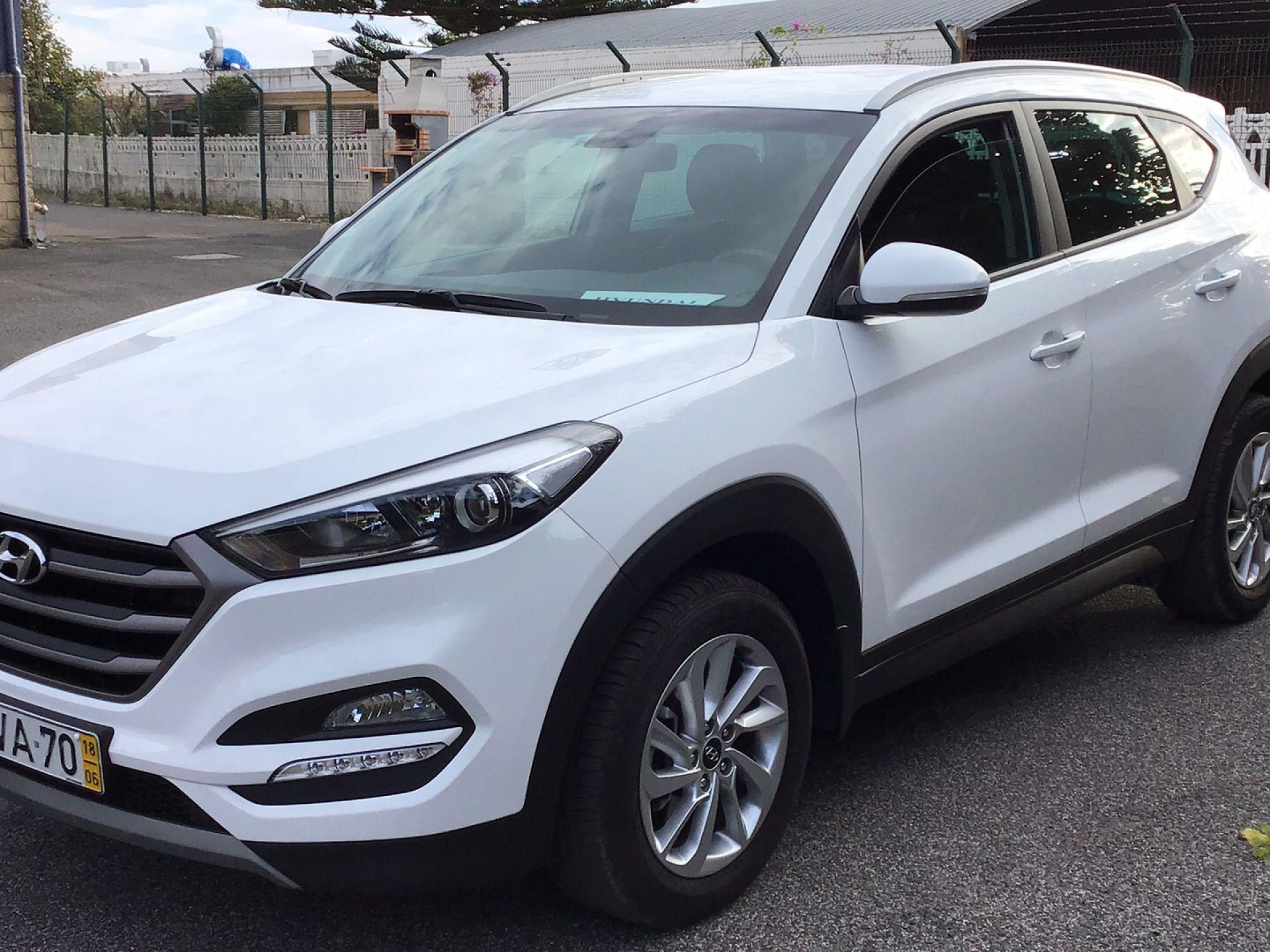Hyundai Tucson 1.7 CRDi Executive usada Setúbal