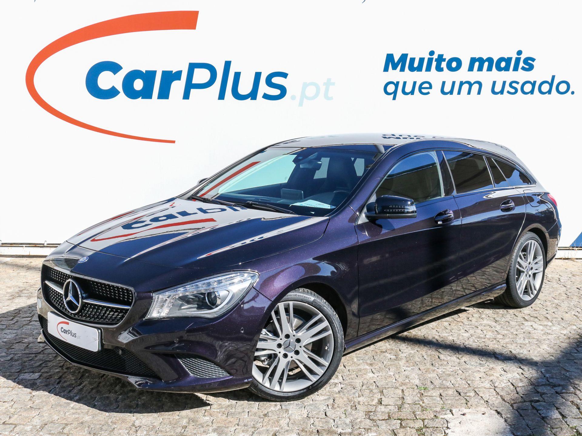 Mercedes Benz Classe CLA 200d Urban Shooting Brake segunda mão Lisboa