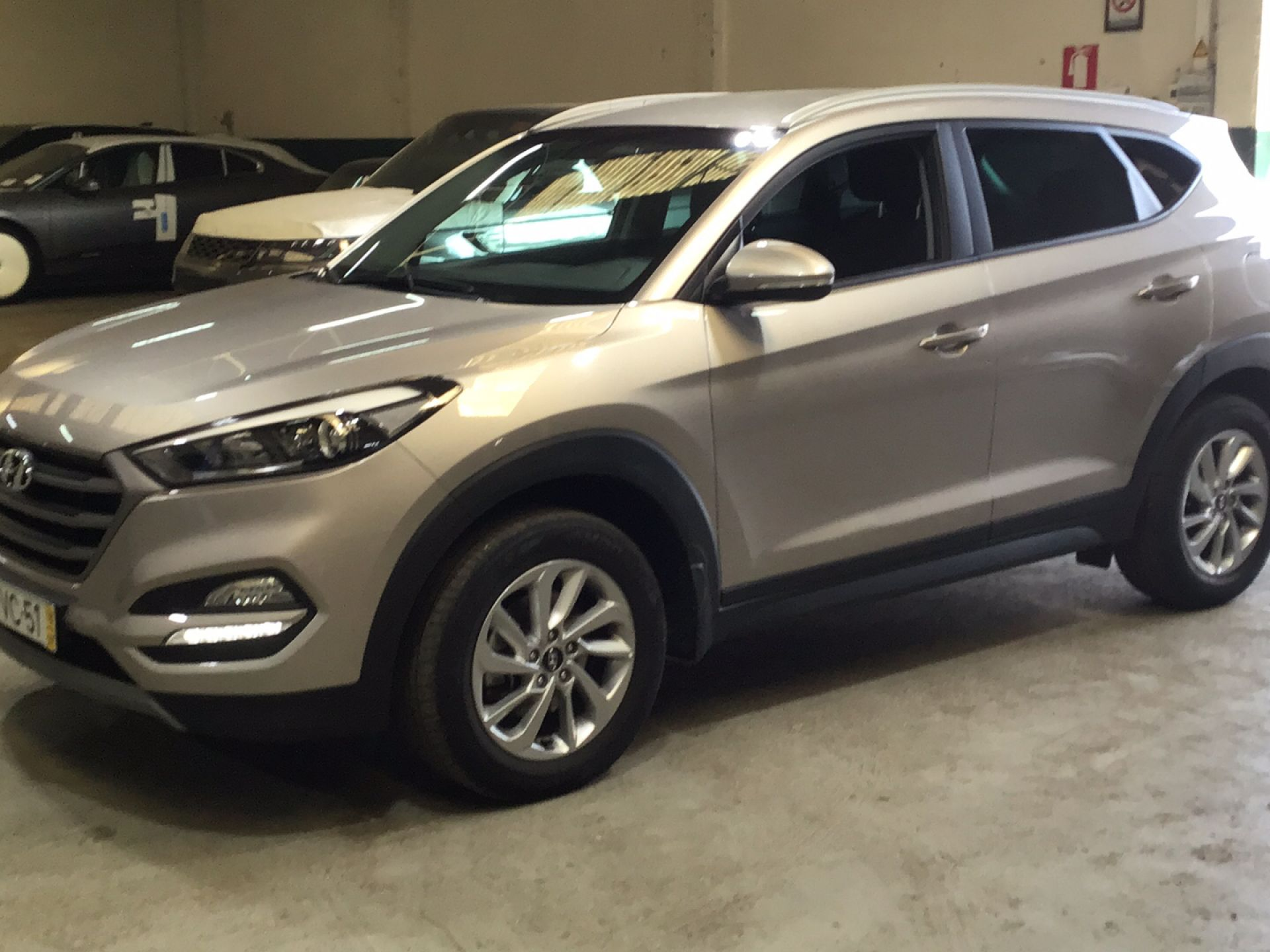 Hyundai Tucson 1.7 CRDi EXECUTIVE MY17 usada Porto