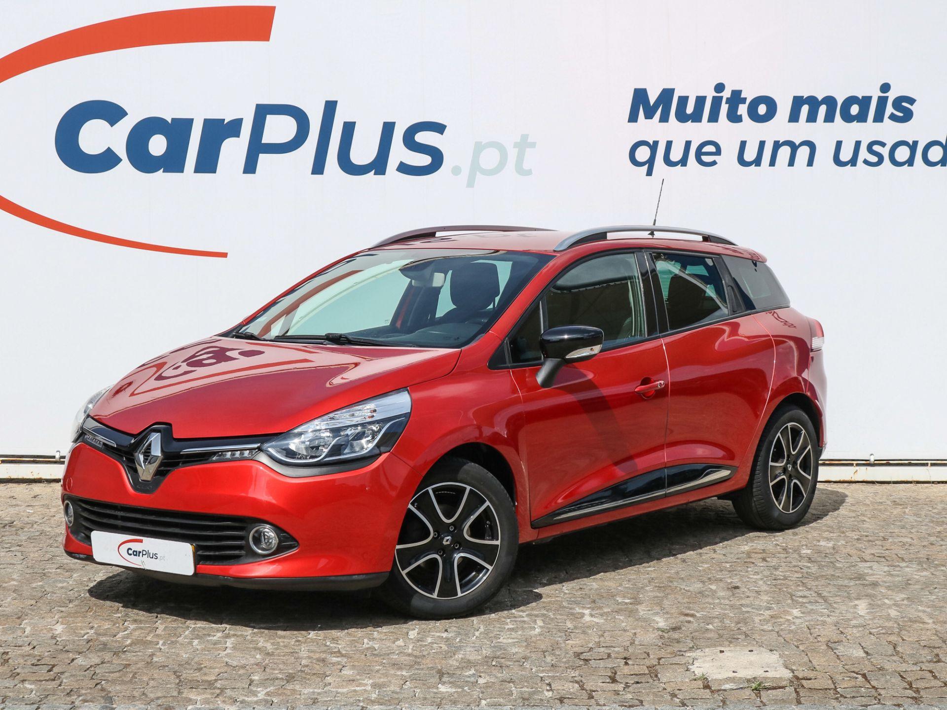 Renault Clio ST 0.9 Energy TCe 90cv S&S ECO2 Luxe segunda mão Lisboa