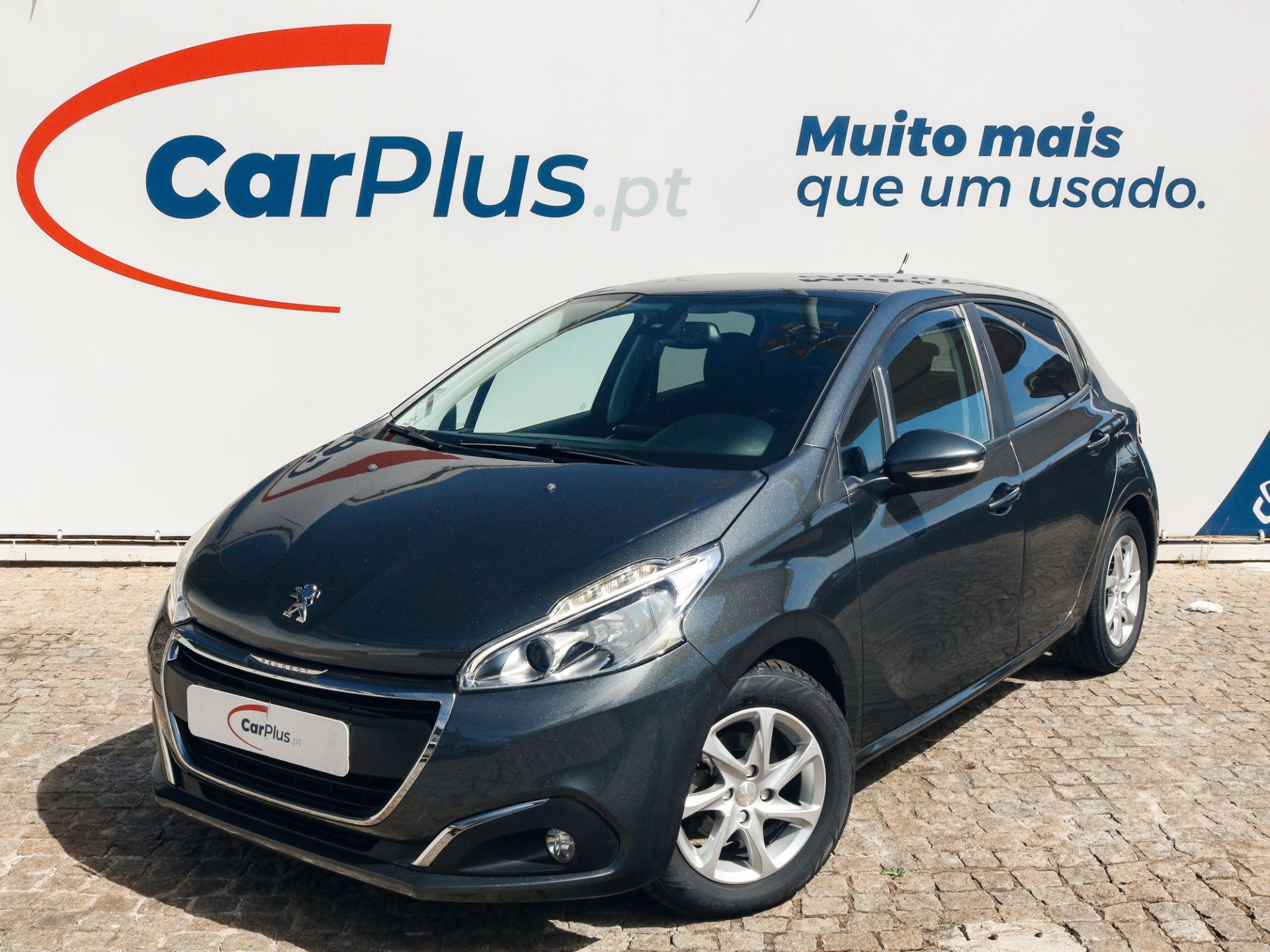 Peugeot 208 Active 1.6 BlueHDi 75 CVM5 segunda mão Lisboa