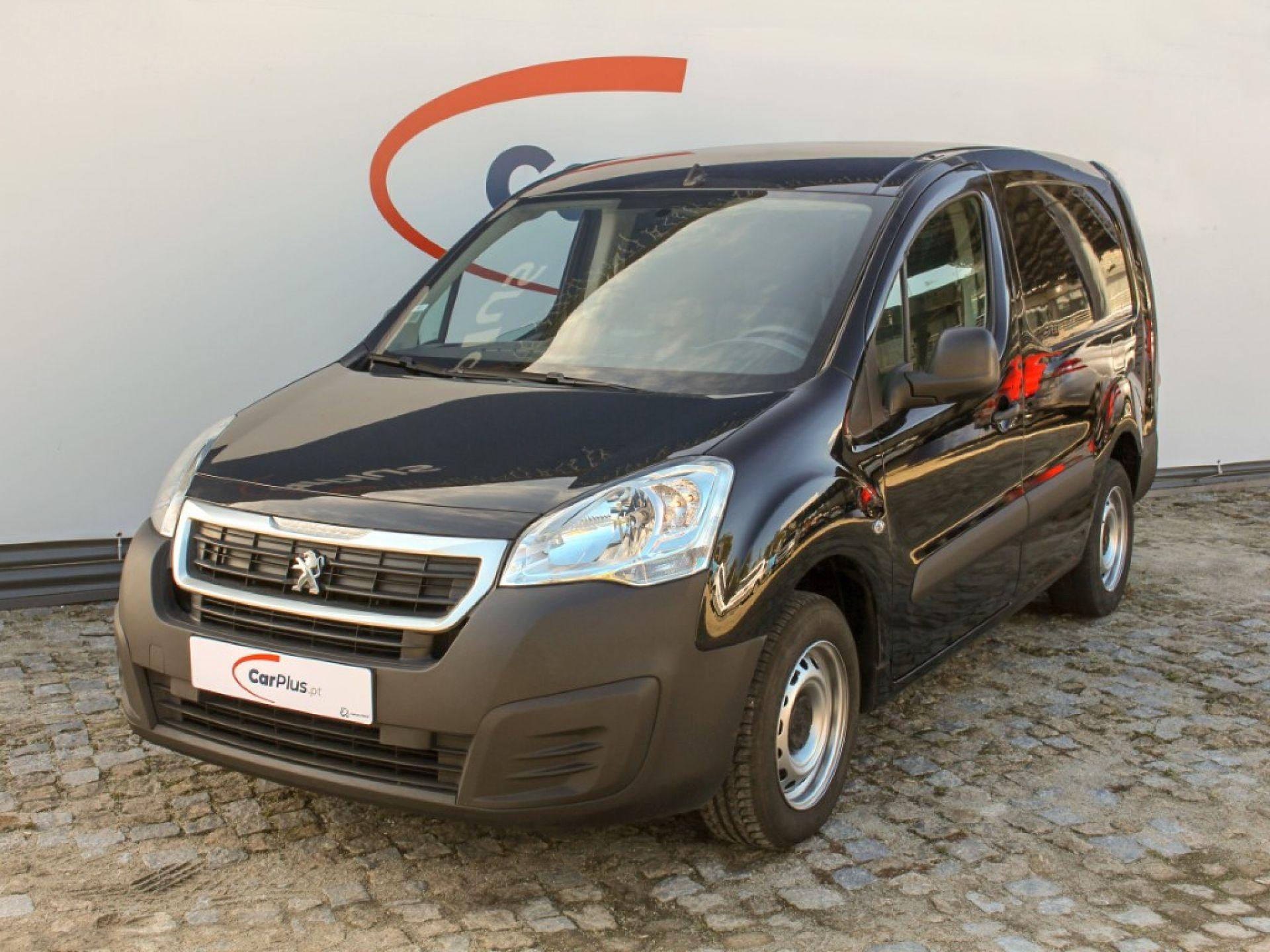 Peugeot Partner L2 Office 1.6 HDI 92 CV  segunda mão Lisboa