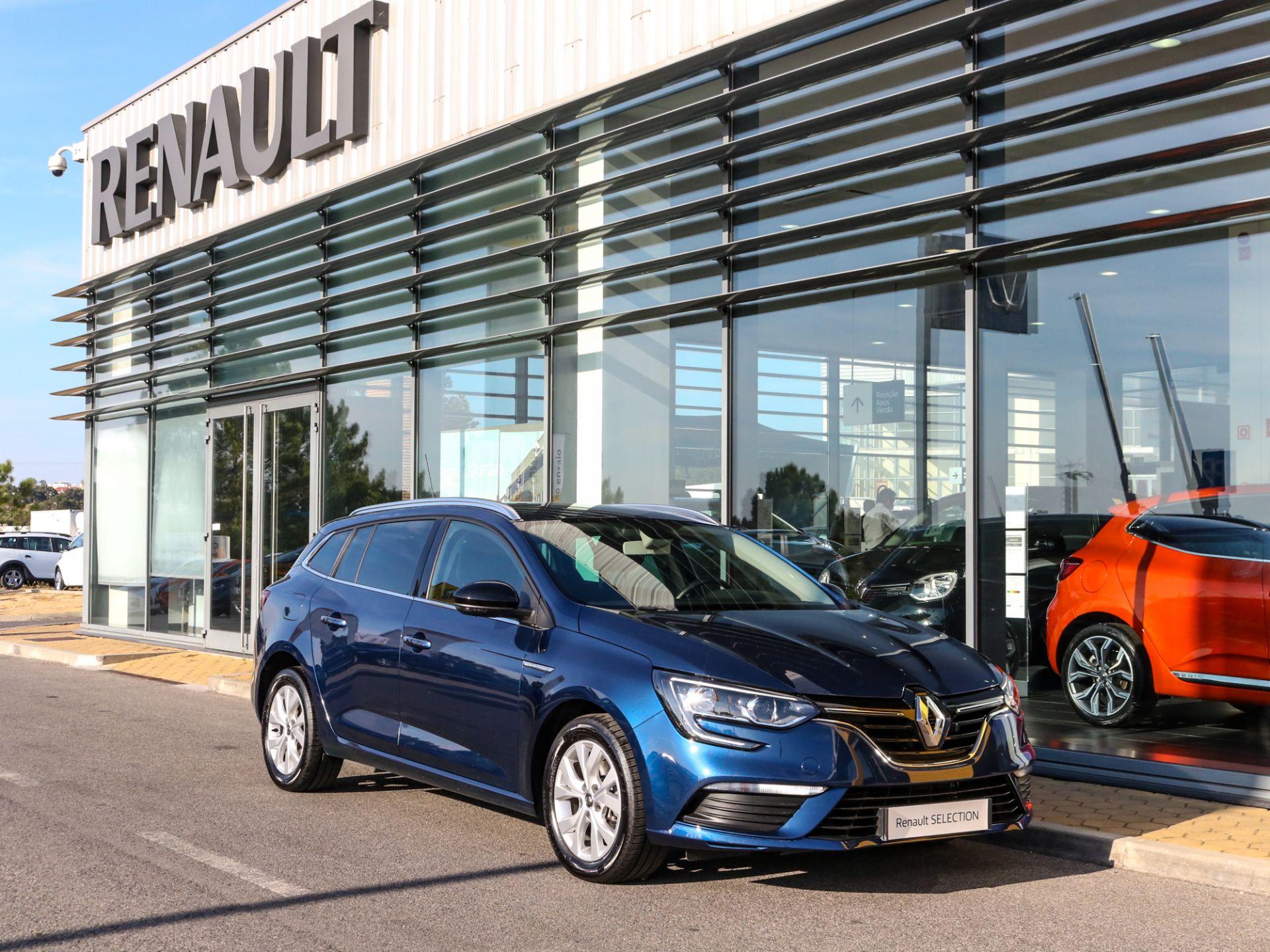 Renault Megane ST 1.5 Blue dCi 115cv Limited segunda mão Setúbal