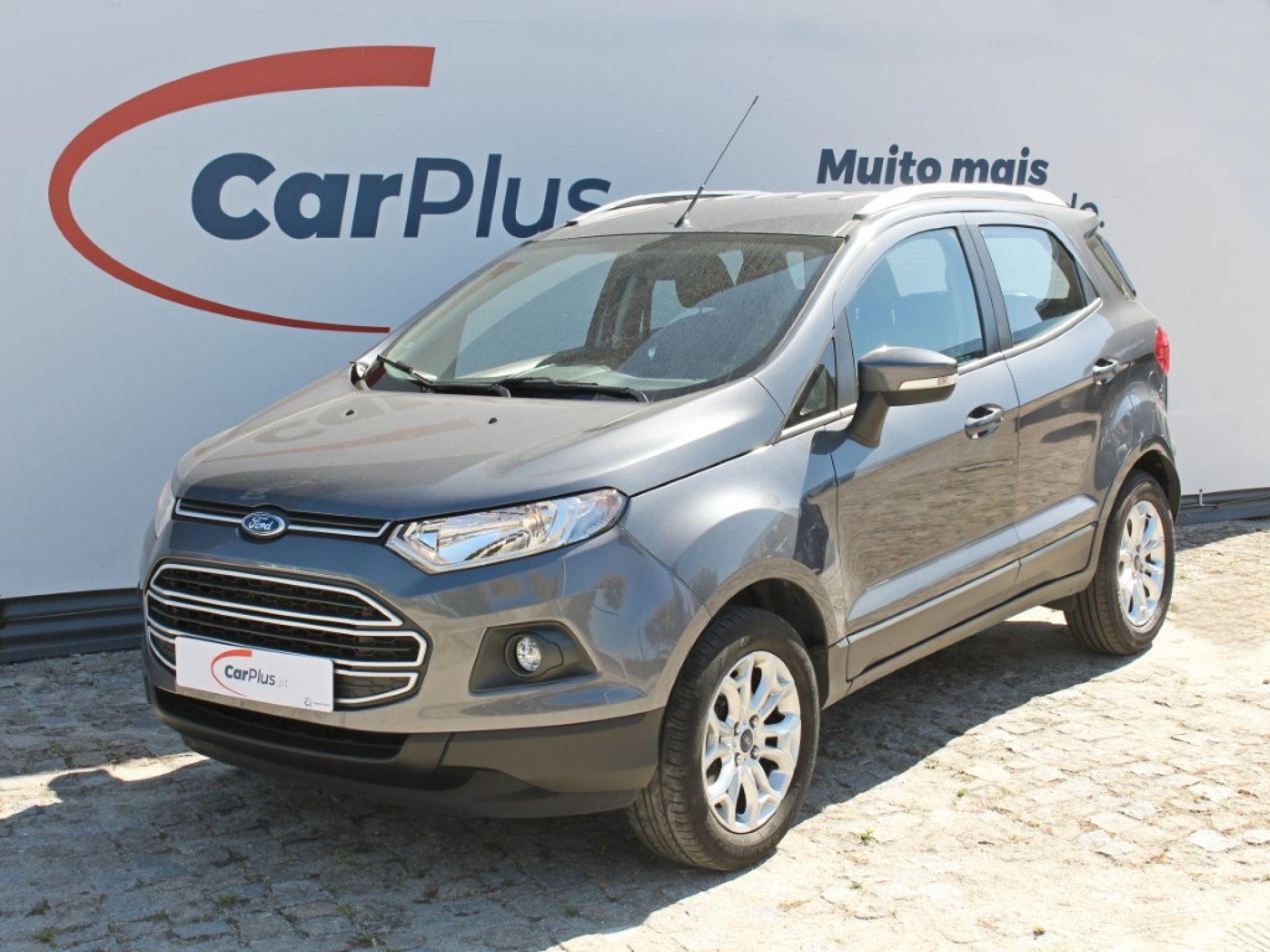 Ford EcoSport 1.0 EcoBoost 125 TREND segunda mão Braga