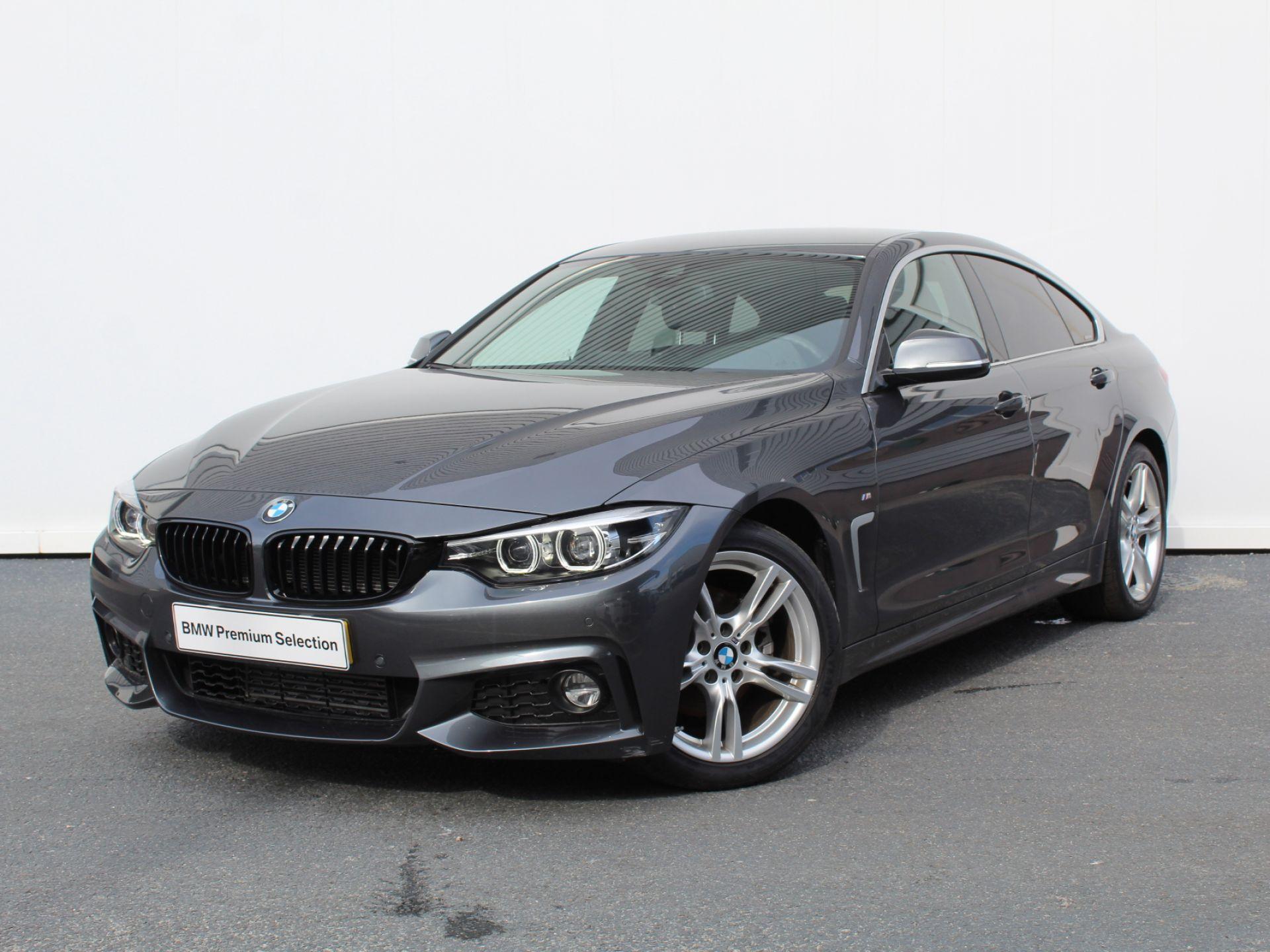 BMW Serie 4 420d Gran Coupe Auto Versão M segunda mão Aveiro