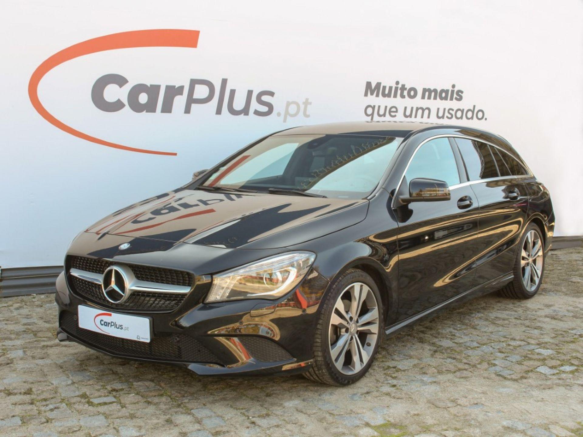 Mercedes Benz Classe CLA 180d Urban Shooting Brake segunda mão Braga