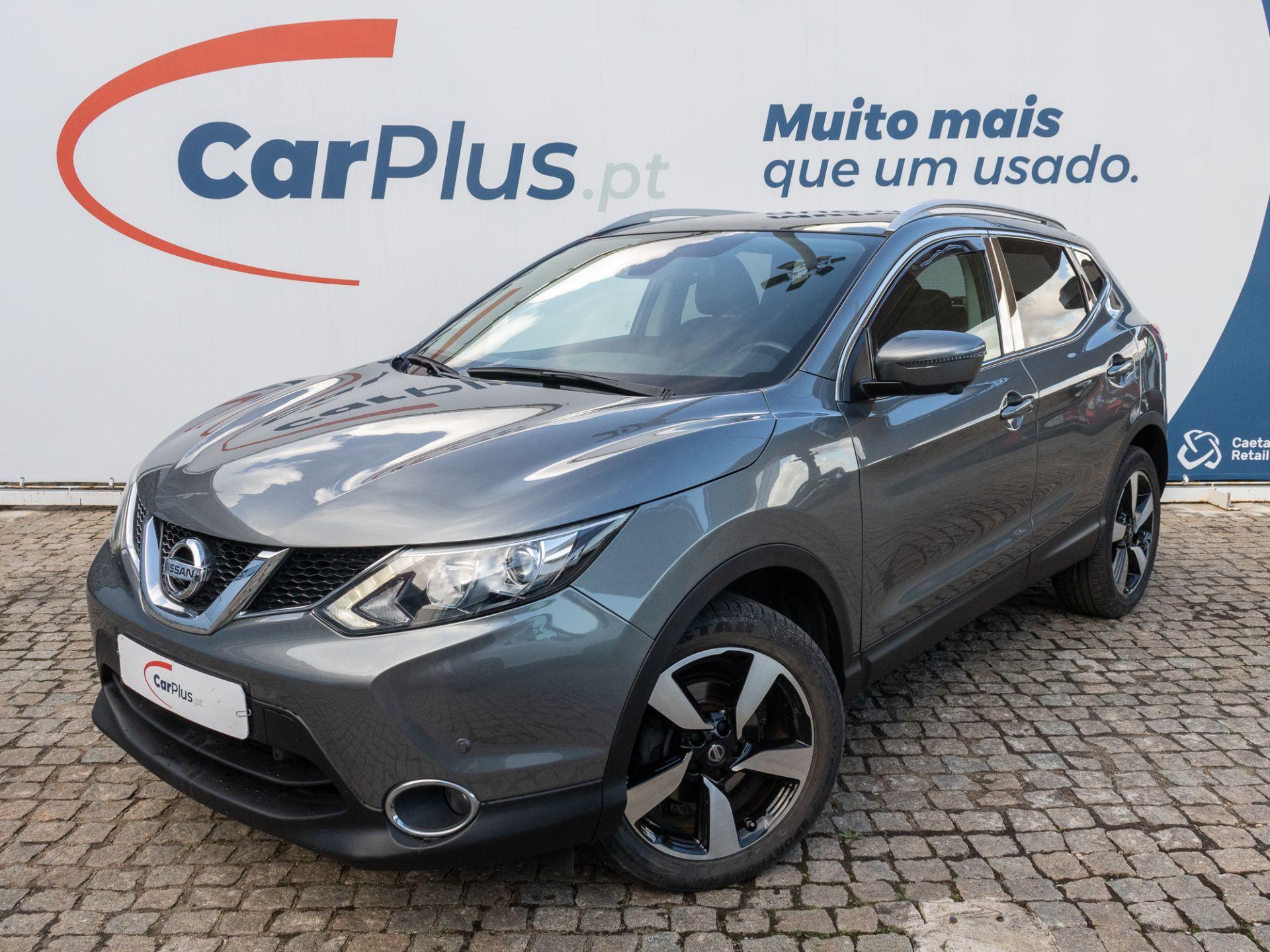 Nissan Qashqai 1.5 dCi N-Connecta 18 segunda mão Lisboa