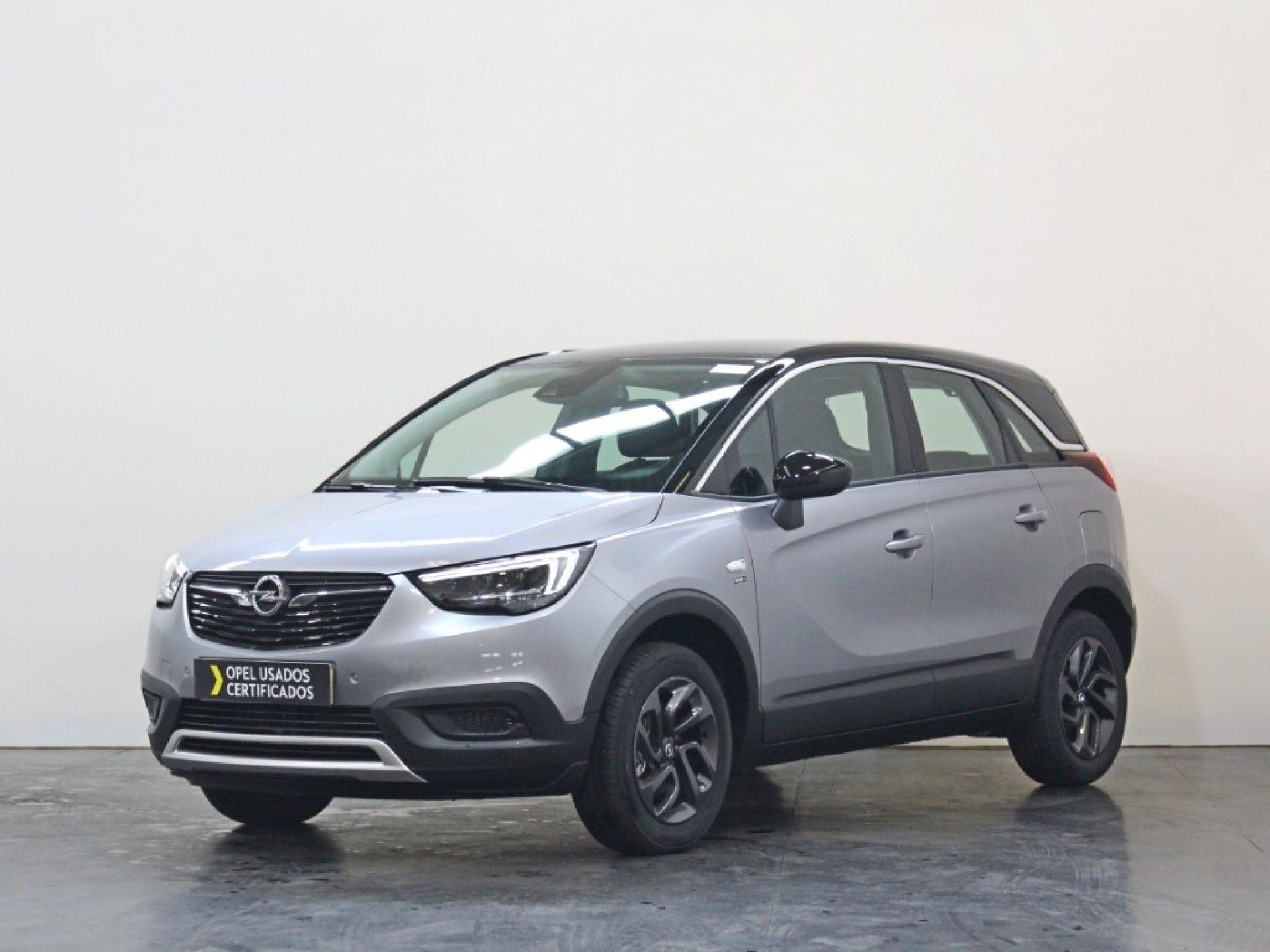Opel Crossland X 1.2T 110cv S/S 2020 segunda mão Porto