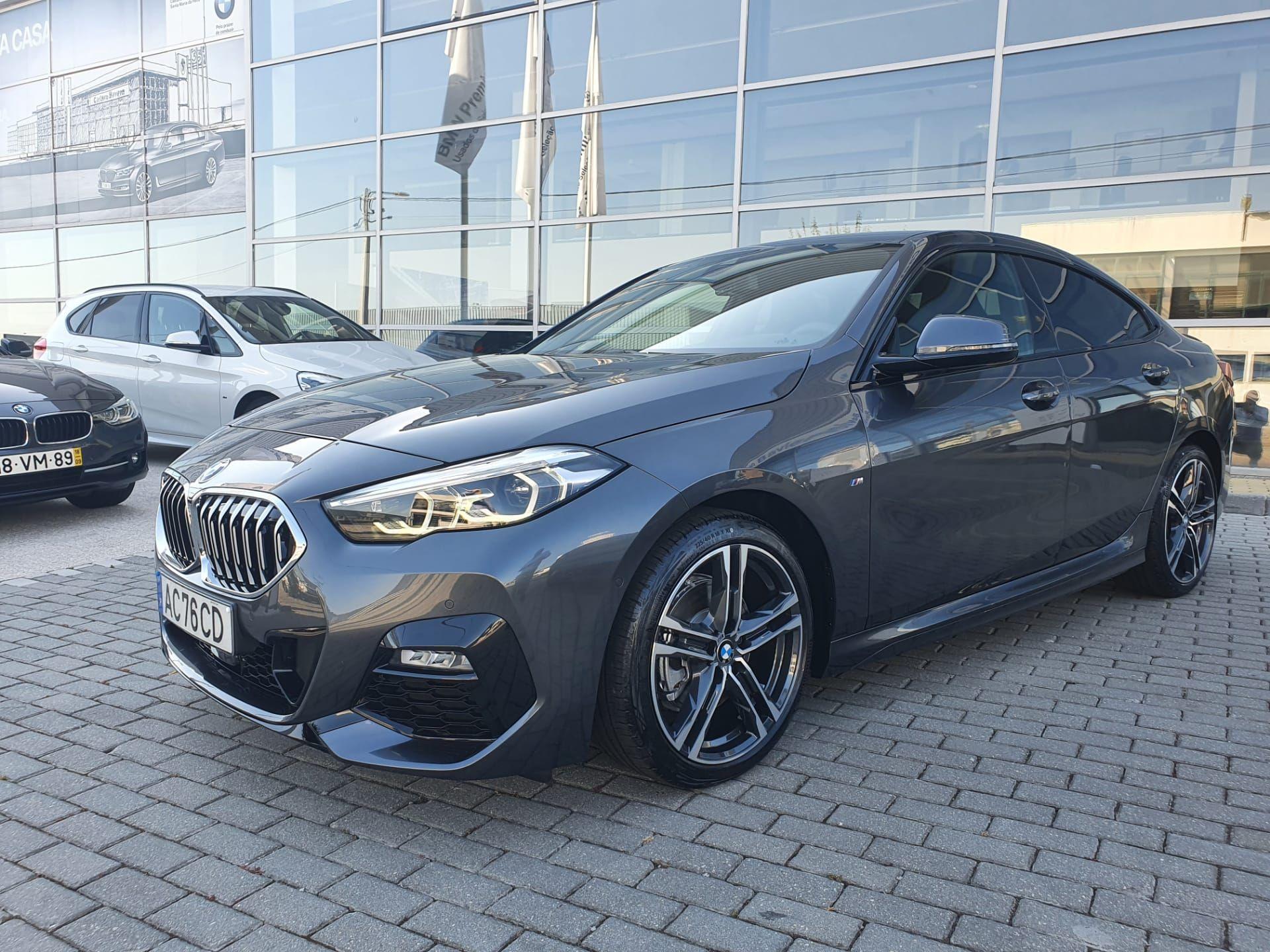 BMW Série 2 216d Auto Pack M (Viatura Demonstração) segunda mão Aveiro