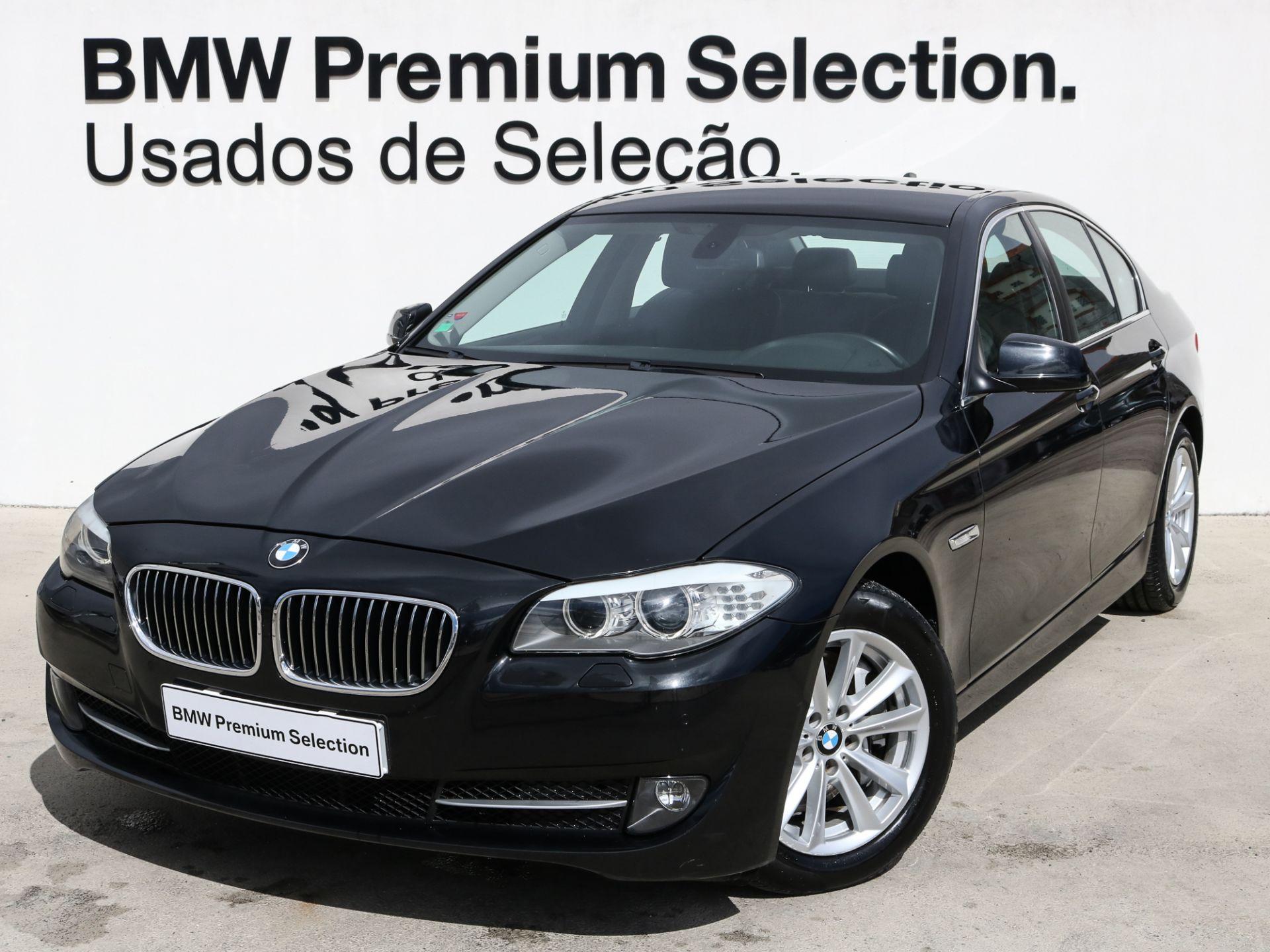 BMW Serie 5 525d segunda mão Lisboa