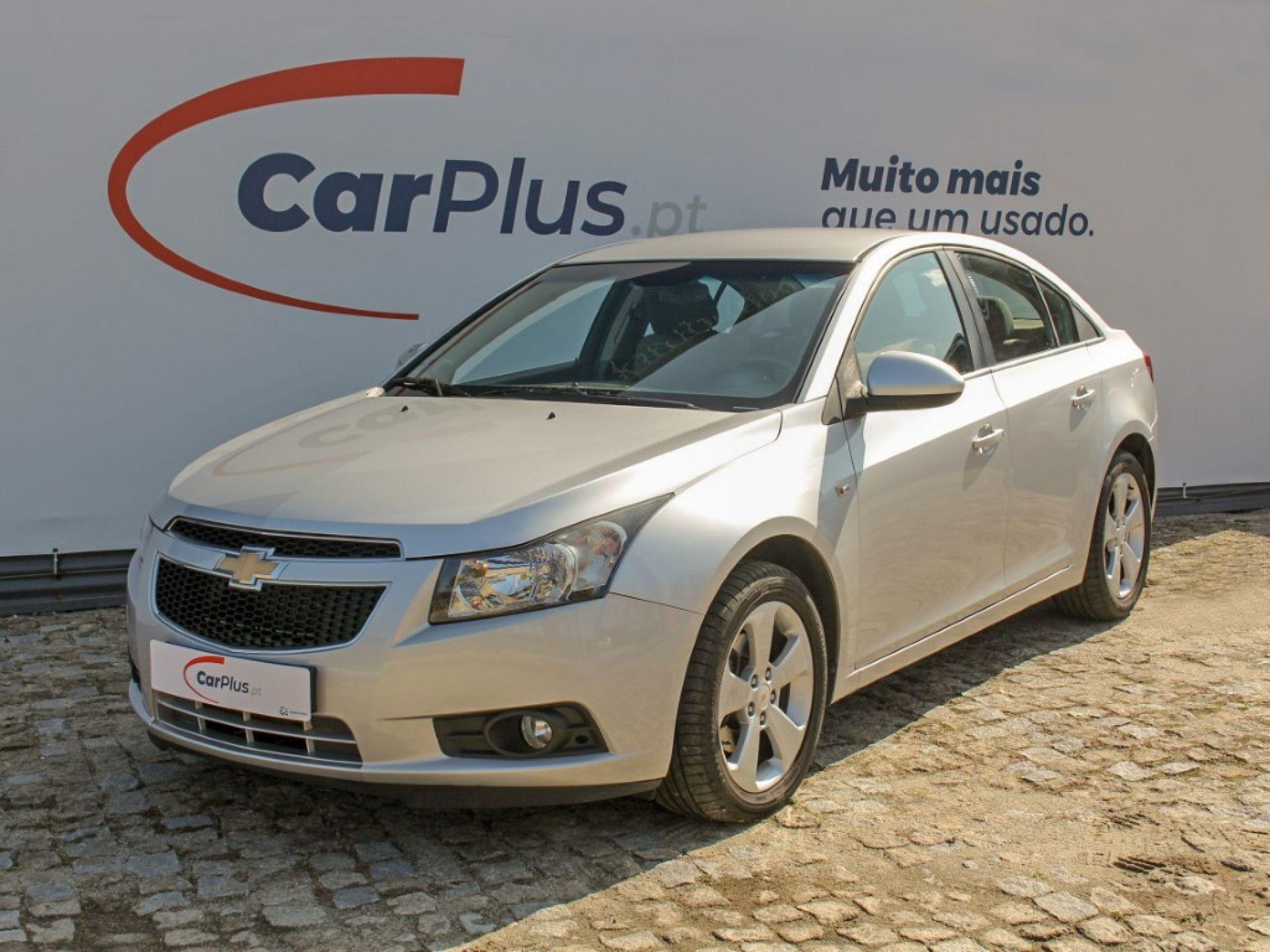 Chevrolet Cruze 2.0 VCDi LT segunda mão Porto