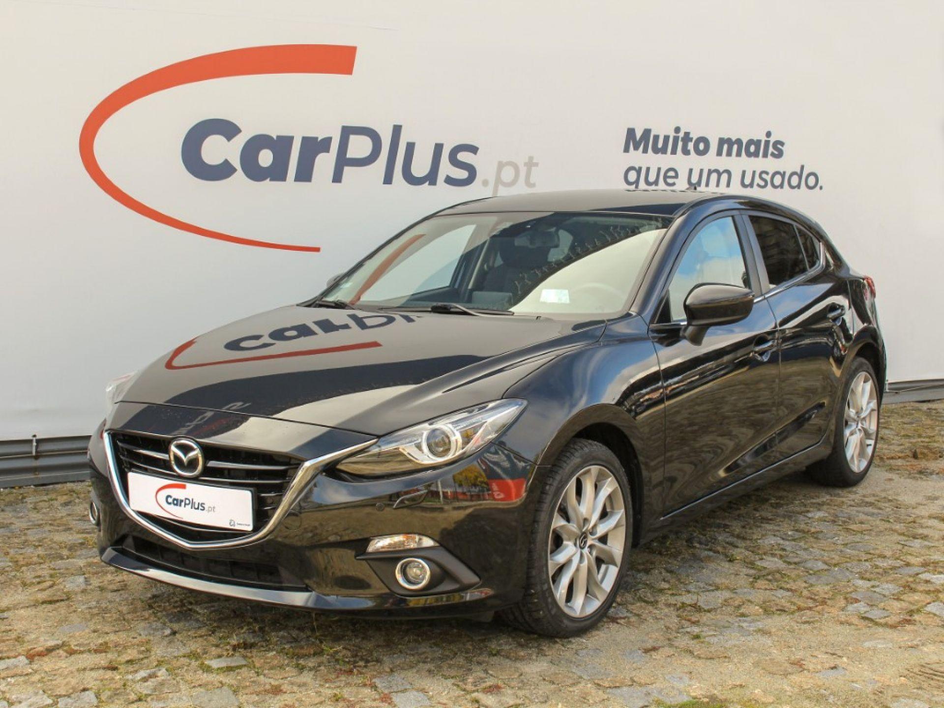 Mazda Mazda3 1.5-D 105 Evolve segunda mão Braga