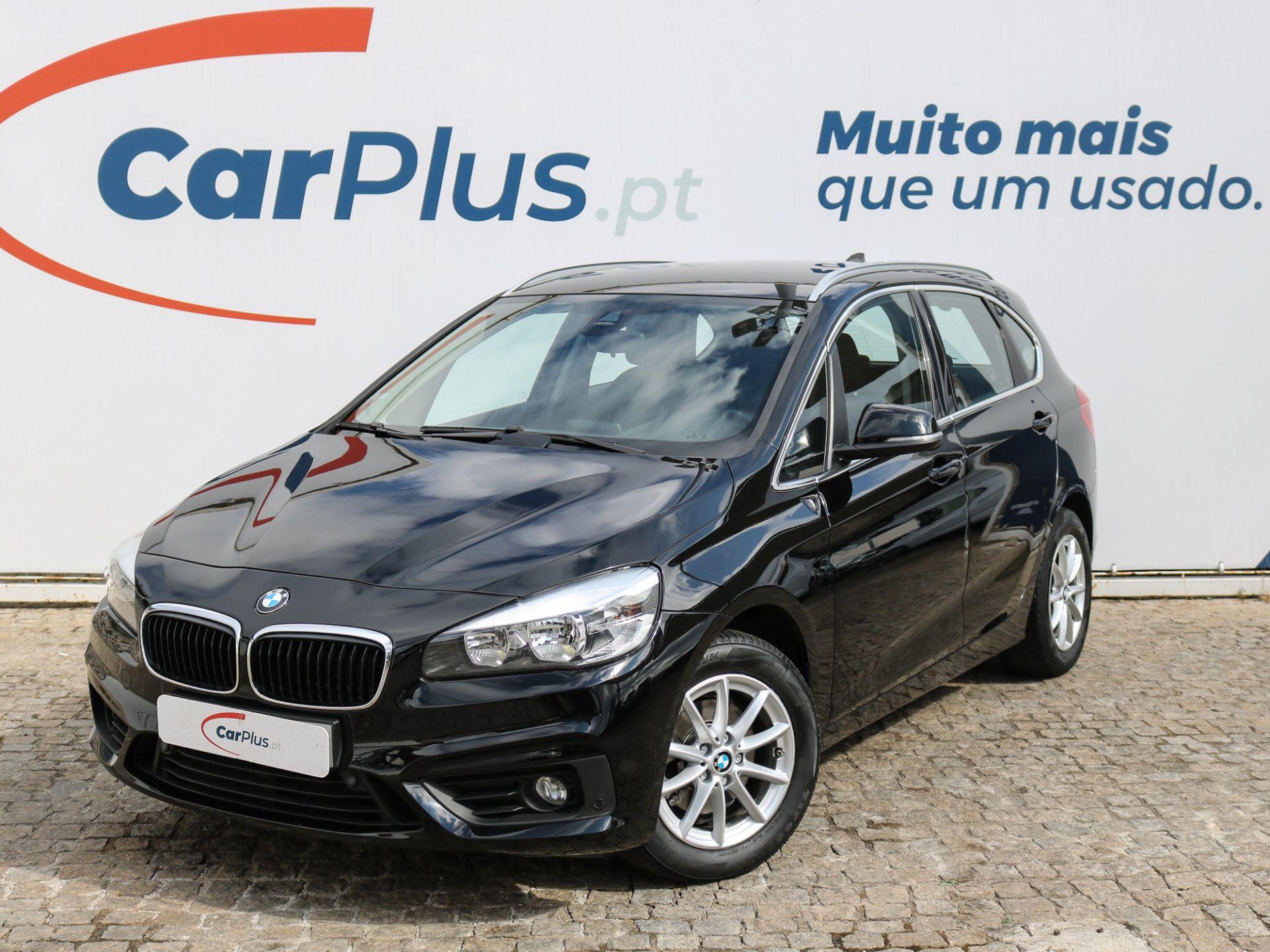BMW Serie 2 Active Tourer Active Tourer 218d Advantage segunda mão Lisboa