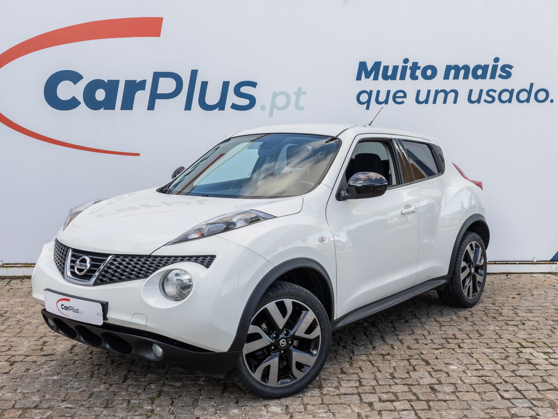 Nissan JUKE 1.5dCi N-Tec segunda mão Lisboa