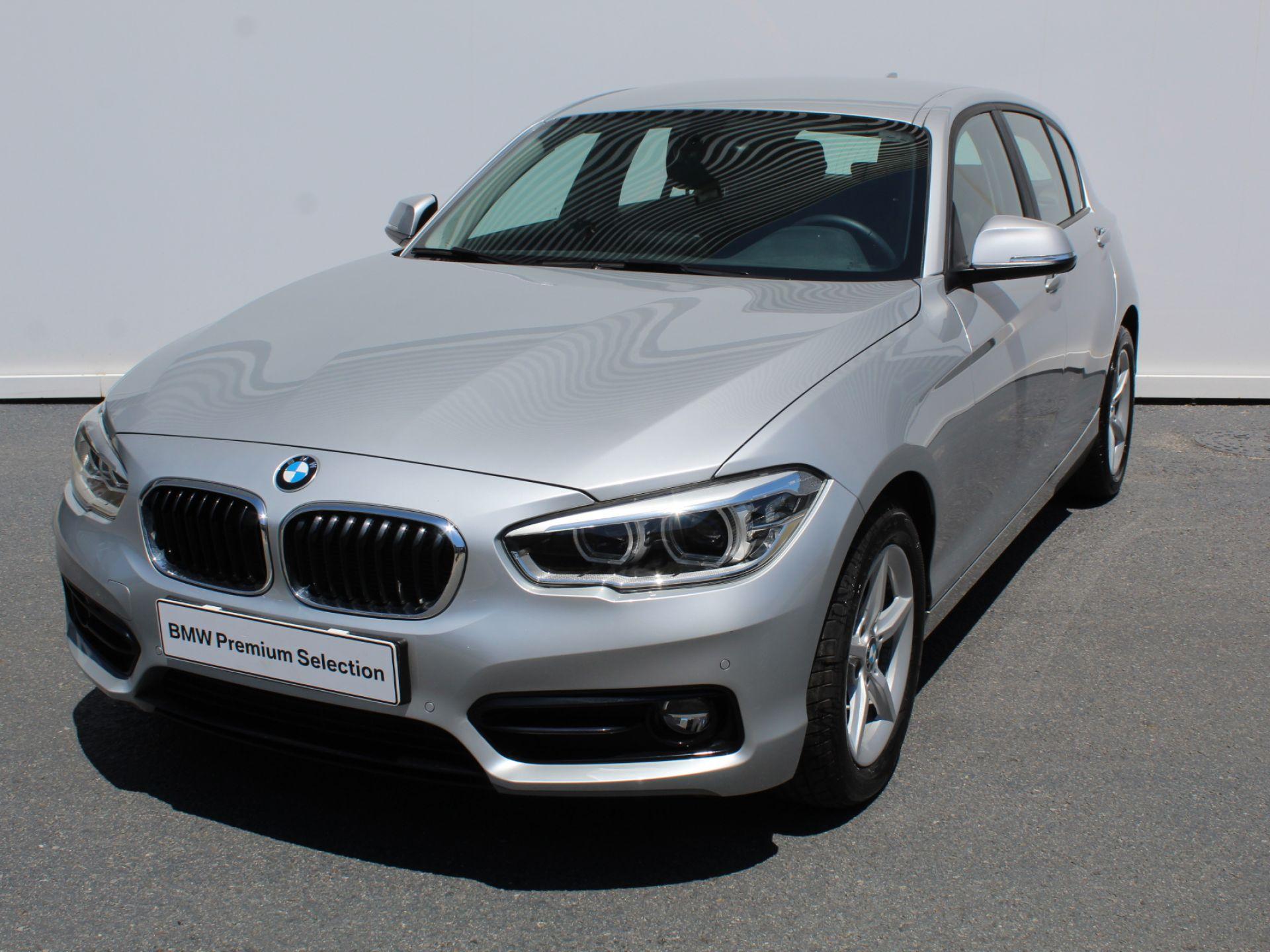 BMW Serie 1 116d Auto segunda mão Aveiro