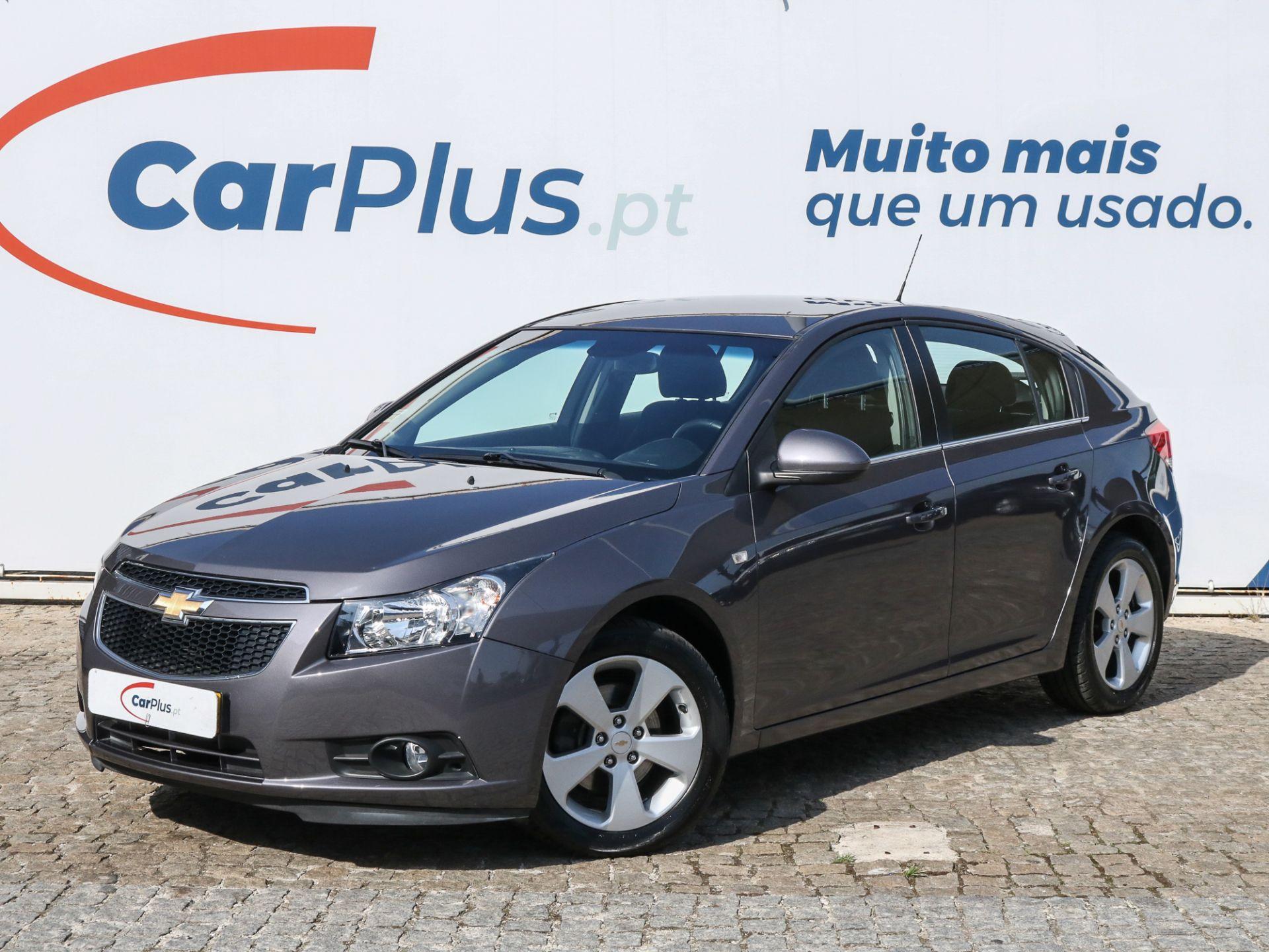 Chevrolet Cruze 2.0 VCDi LTZ segunda mão Lisboa