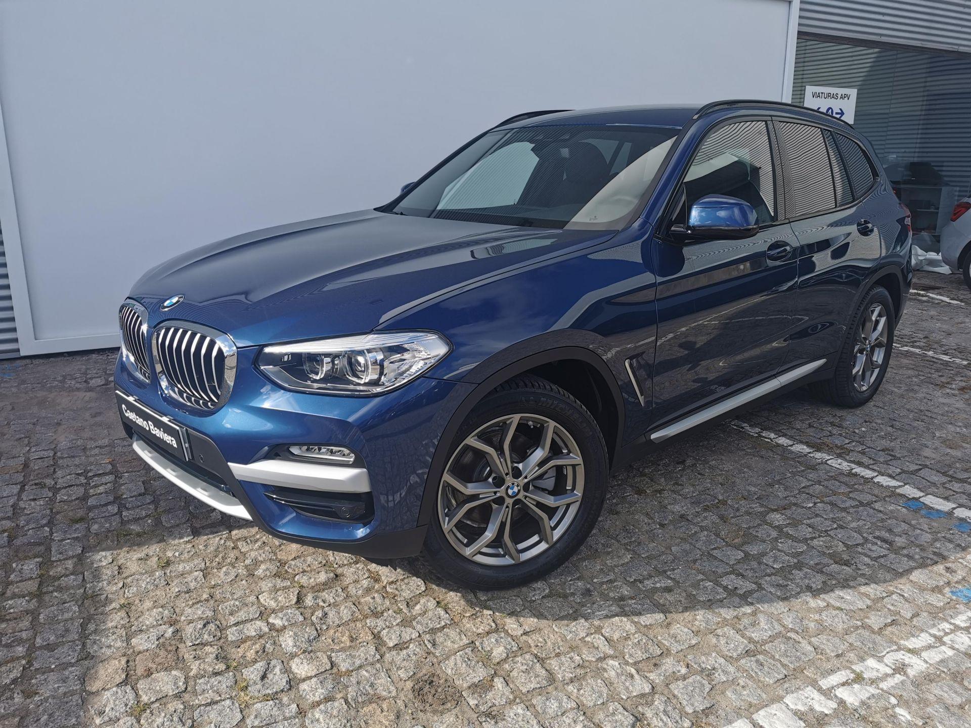 BMW X3 xDrive20d Auto segunda mão Porto