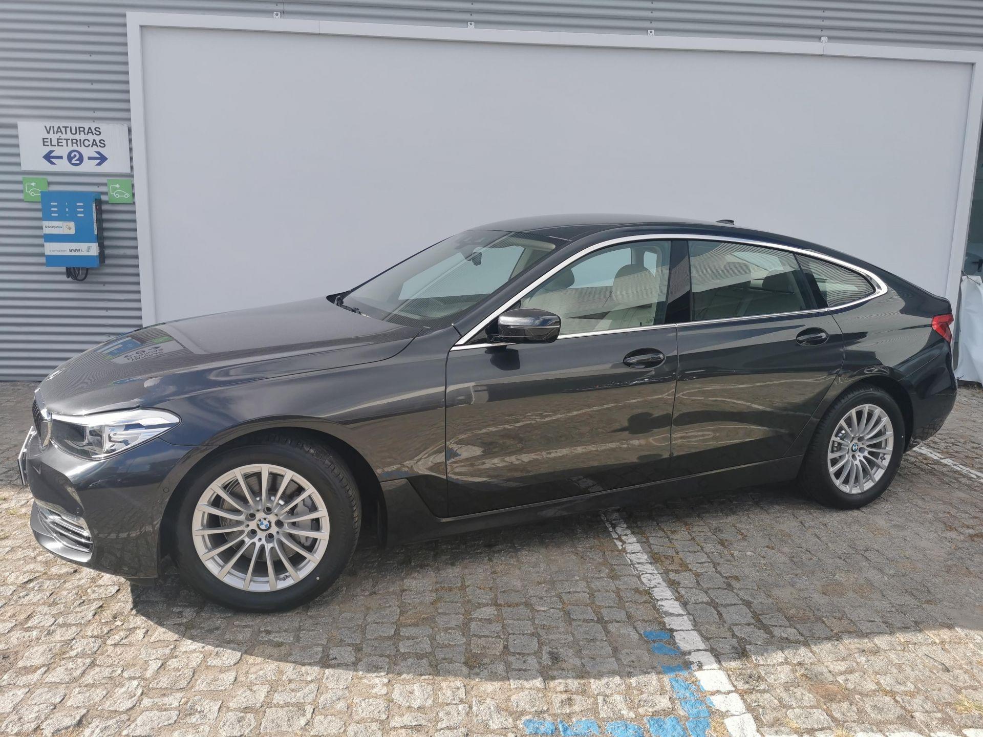 BMW Serie 6 620d Gran Turismo Auto segunda mão Porto