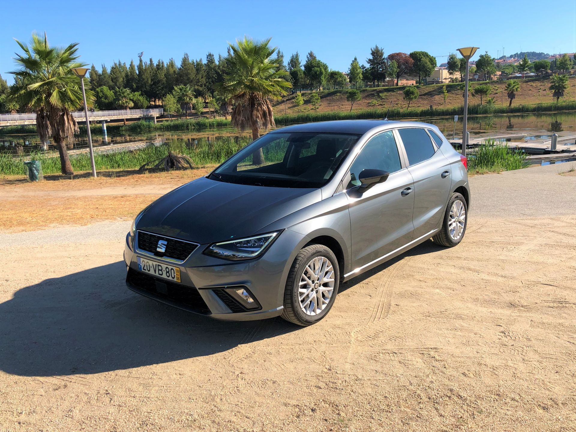 SEAT Ibiza 1.6TDI CR STYLE 5v segunda mão Castelo Branco