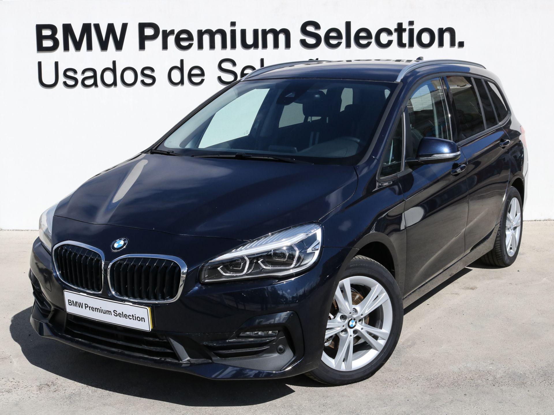 BMW Serie 2 Gran Tourer 216d segunda mão Lisboa