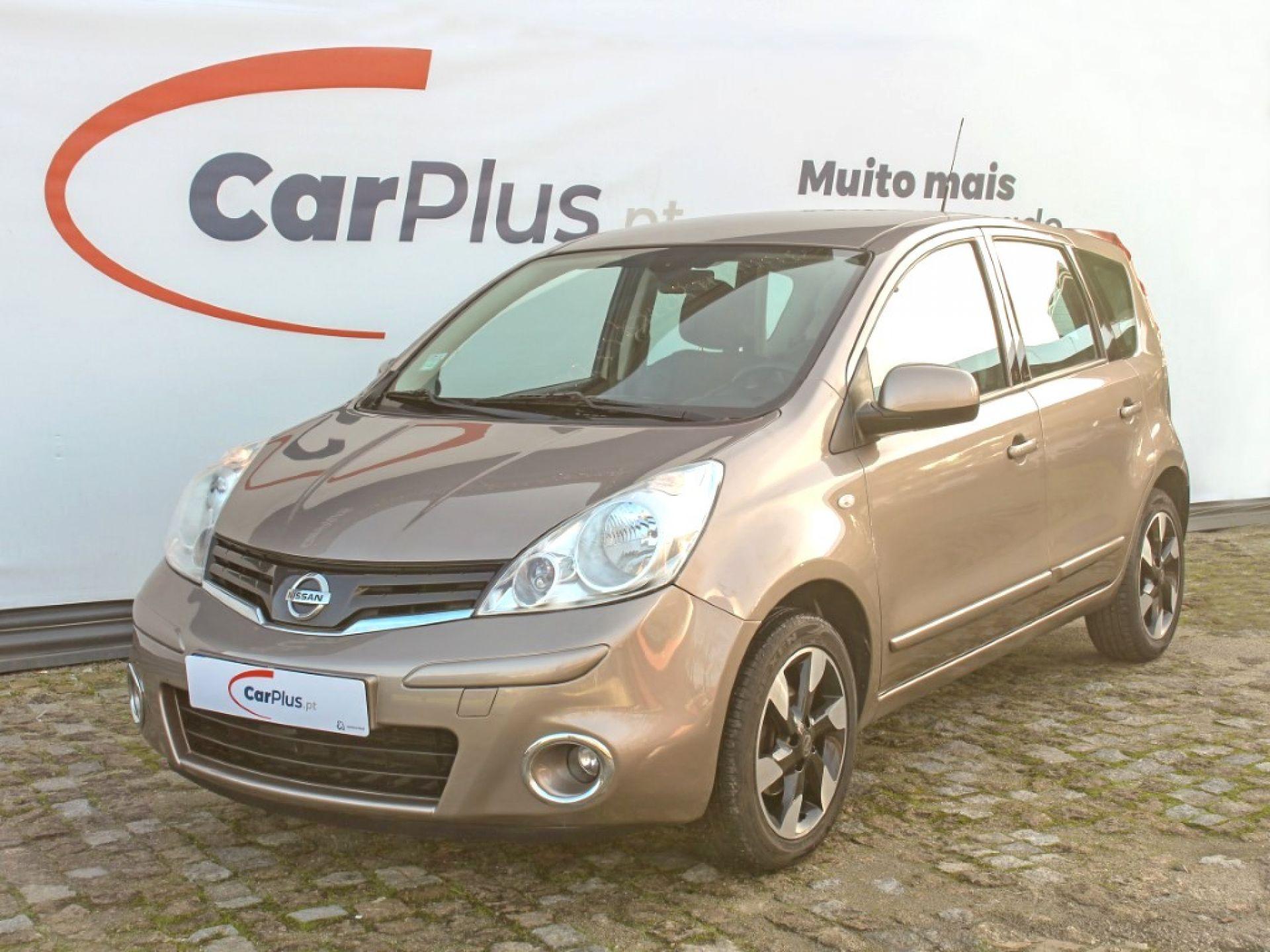 Nissan Note 1.4G 88cv Naru Edition segunda mão Porto