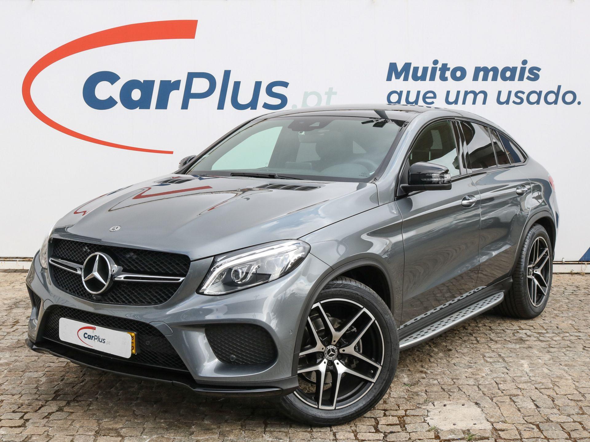 Mercedes Benz Classe GLE Coupe 3.0 350 d 4MATICoupe segunda mão Porto