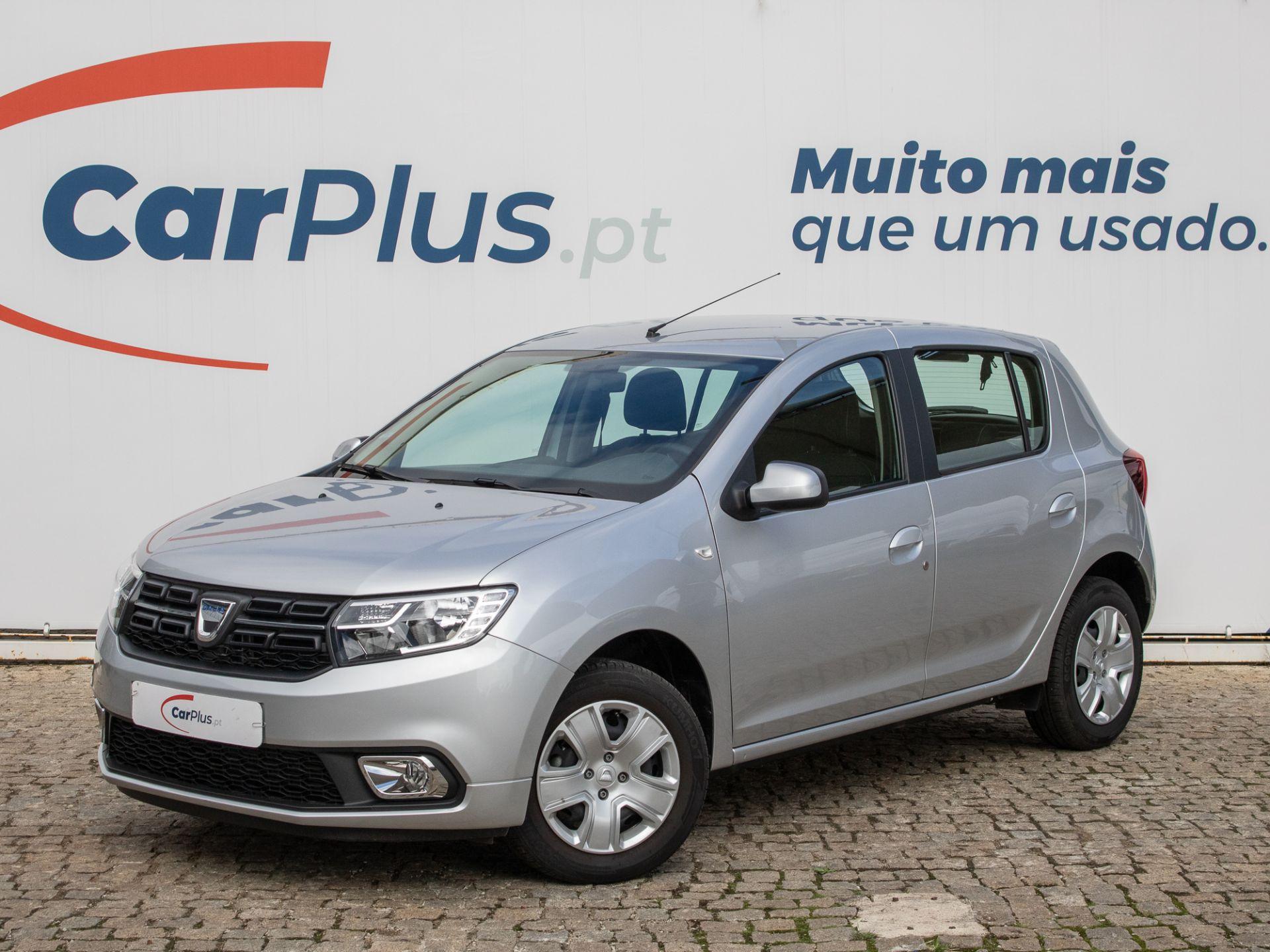 Dacia Sandero 0.9 TCe 90cv S&S Confort segunda mão Lisboa
