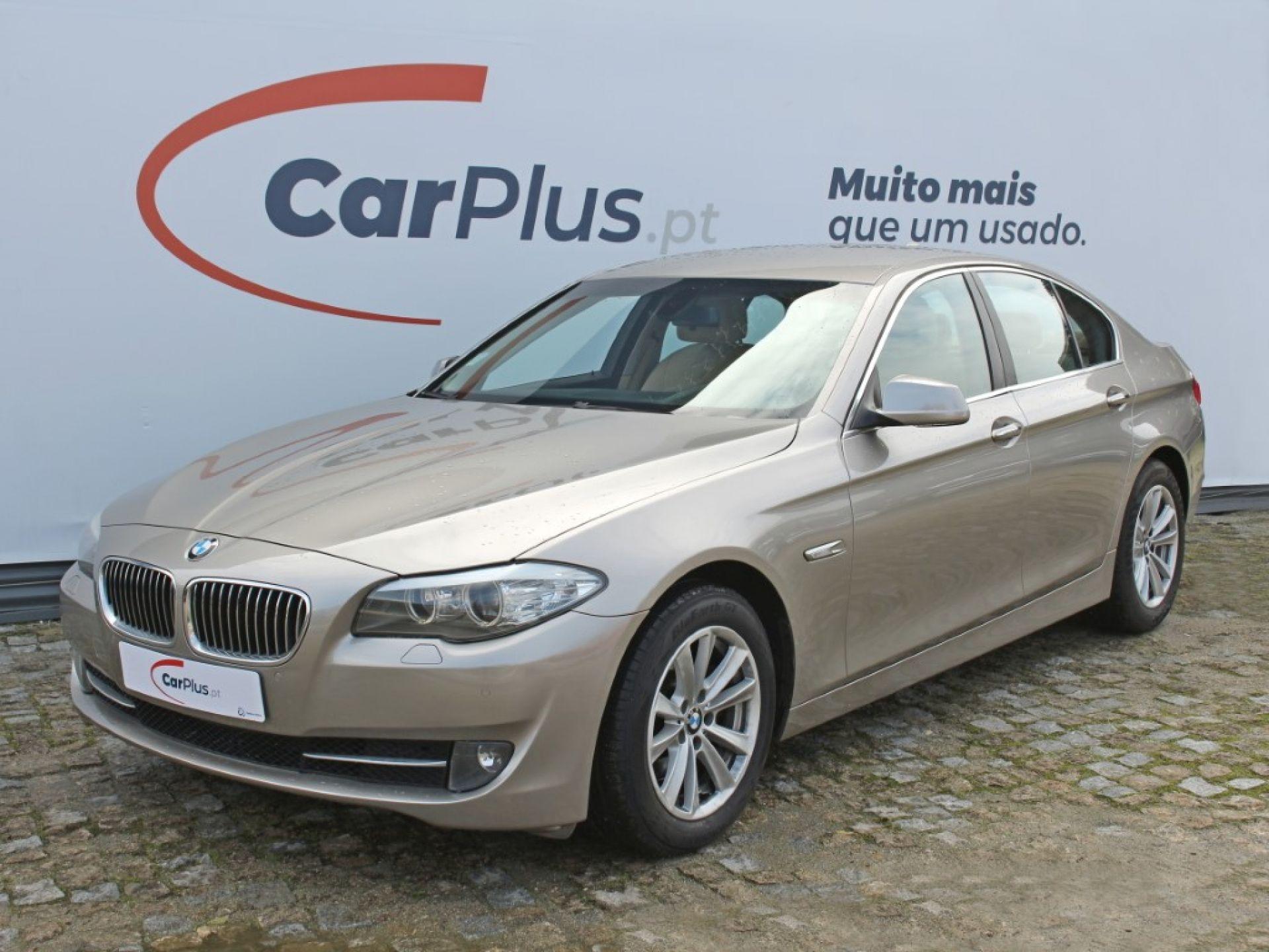 BMW Serie 5 520d segunda mão Braga