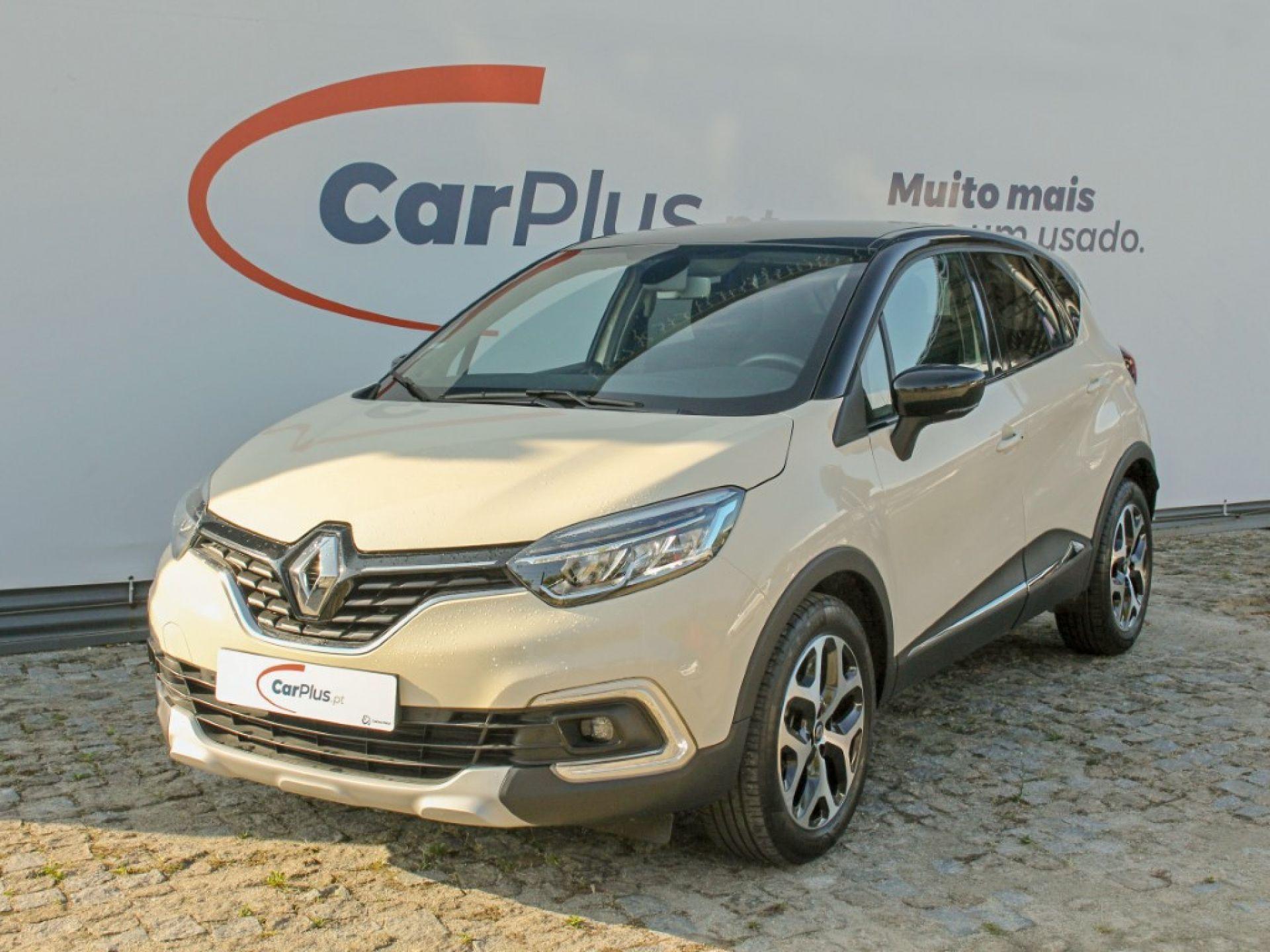 Renault Captur 0.9 TCe 90 Exclusive segunda mão Lisboa