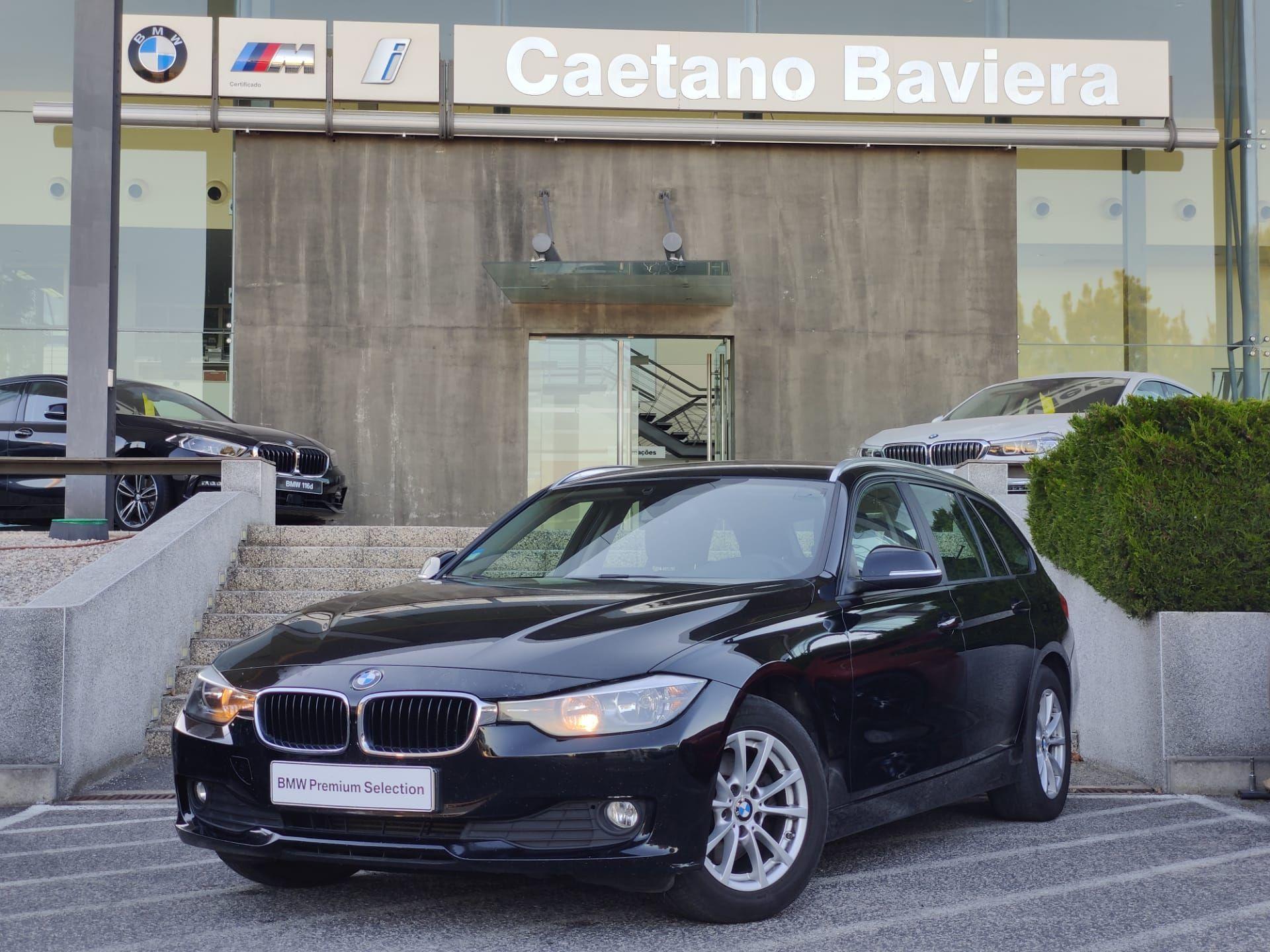 BMW Serie 3 320d Touring Advantage segunda mão Lisboa