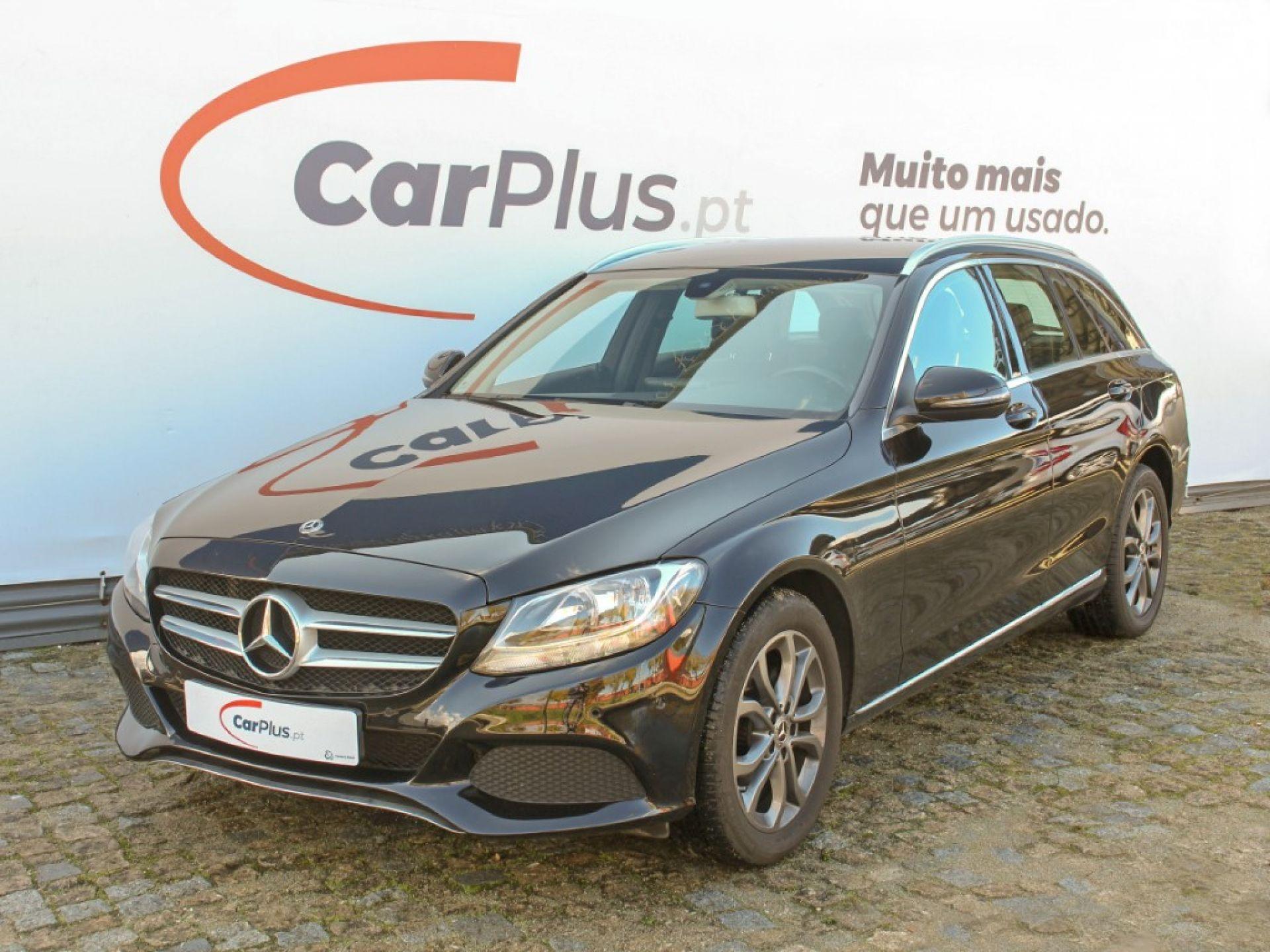 Mercedes Benz Classe C 180 D Auto segunda mão Braga