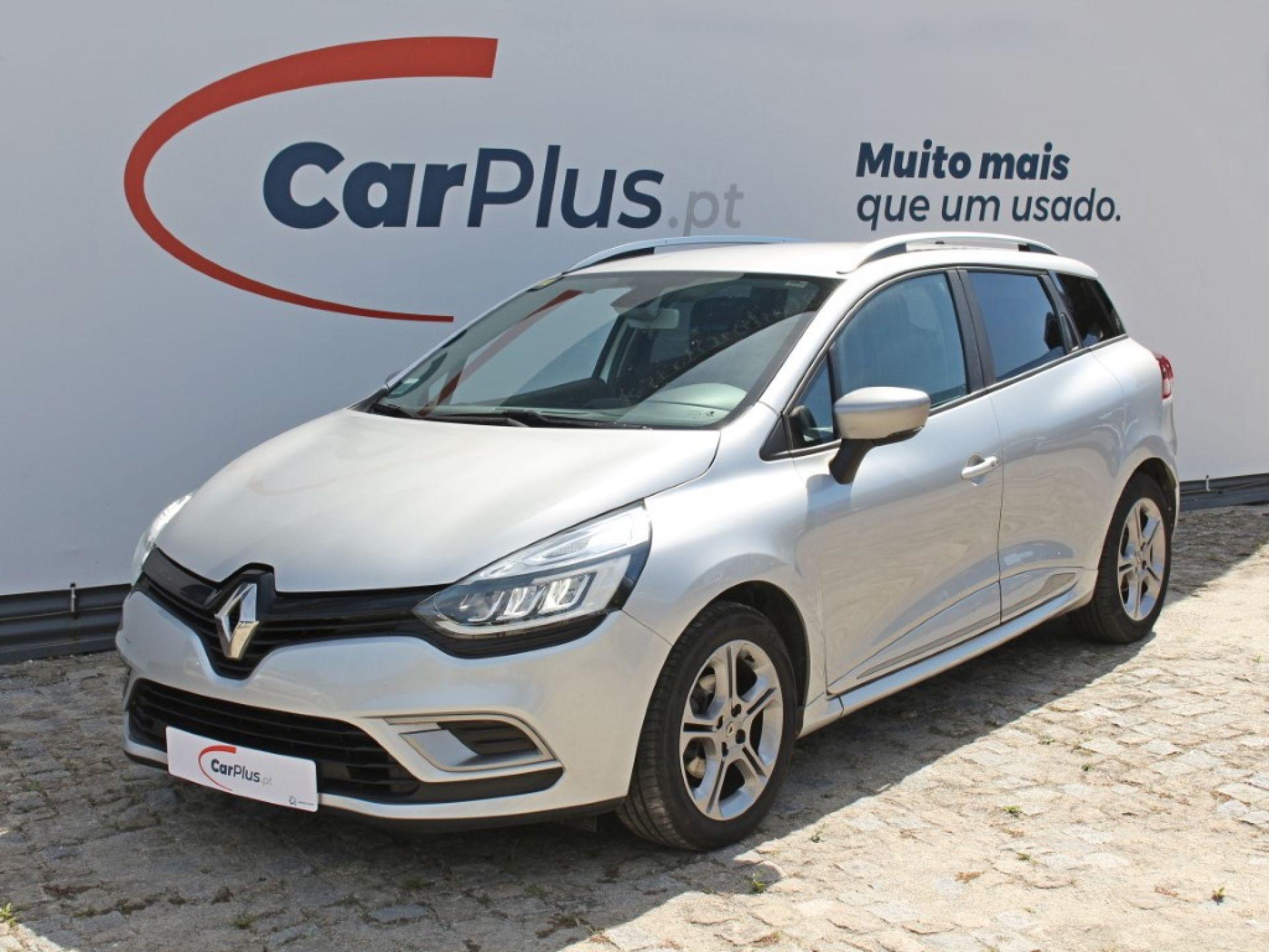 Renault Clio 1.5 dCi 90 GT Line segunda mão Porto