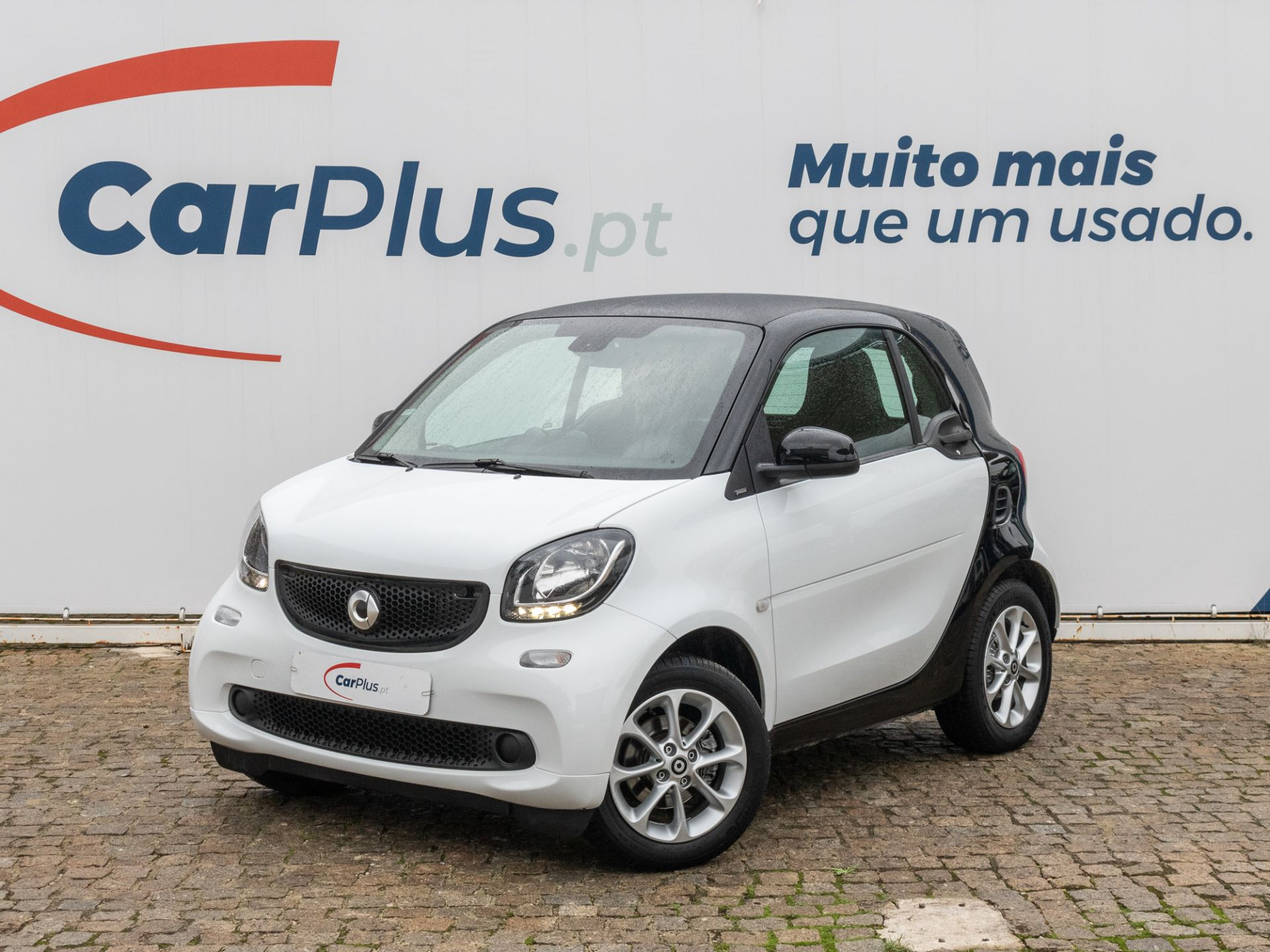 Smart Fortwo coupé 71cv passion Twinamic segunda mão Lisboa